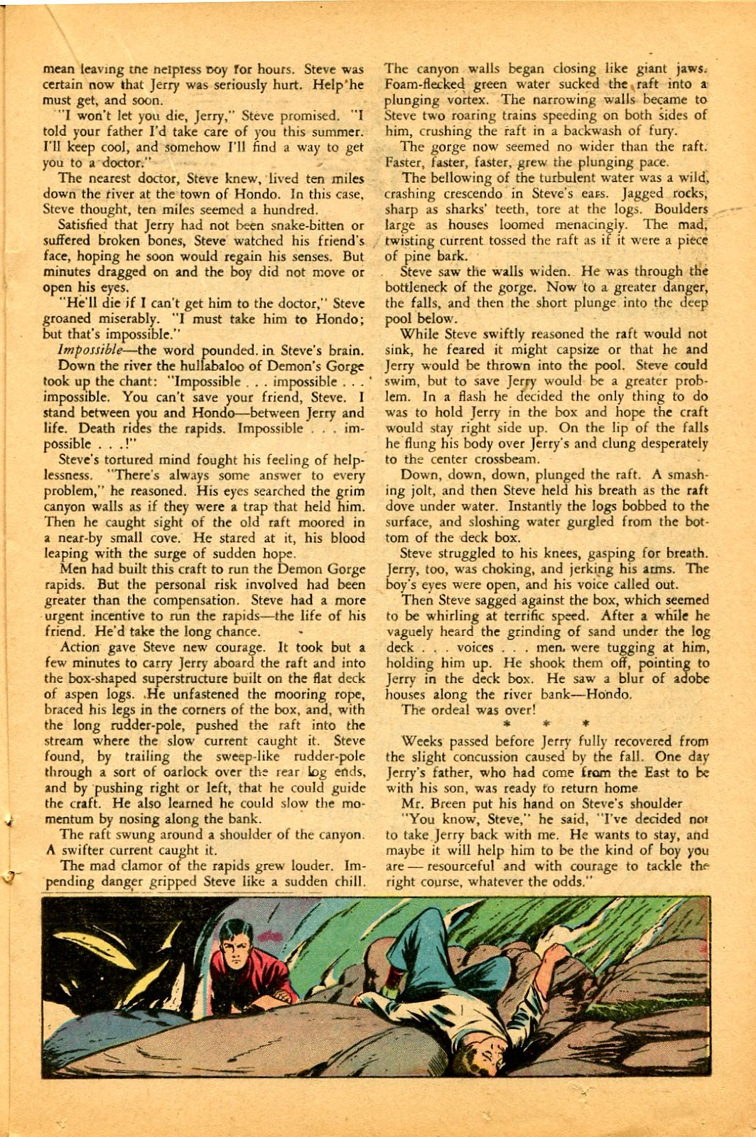 Read online Famous Funnies comic -  Issue #159 - 25