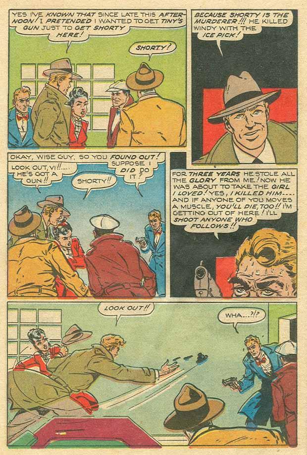Read online Shadow Comics comic -  Issue #79 - 25