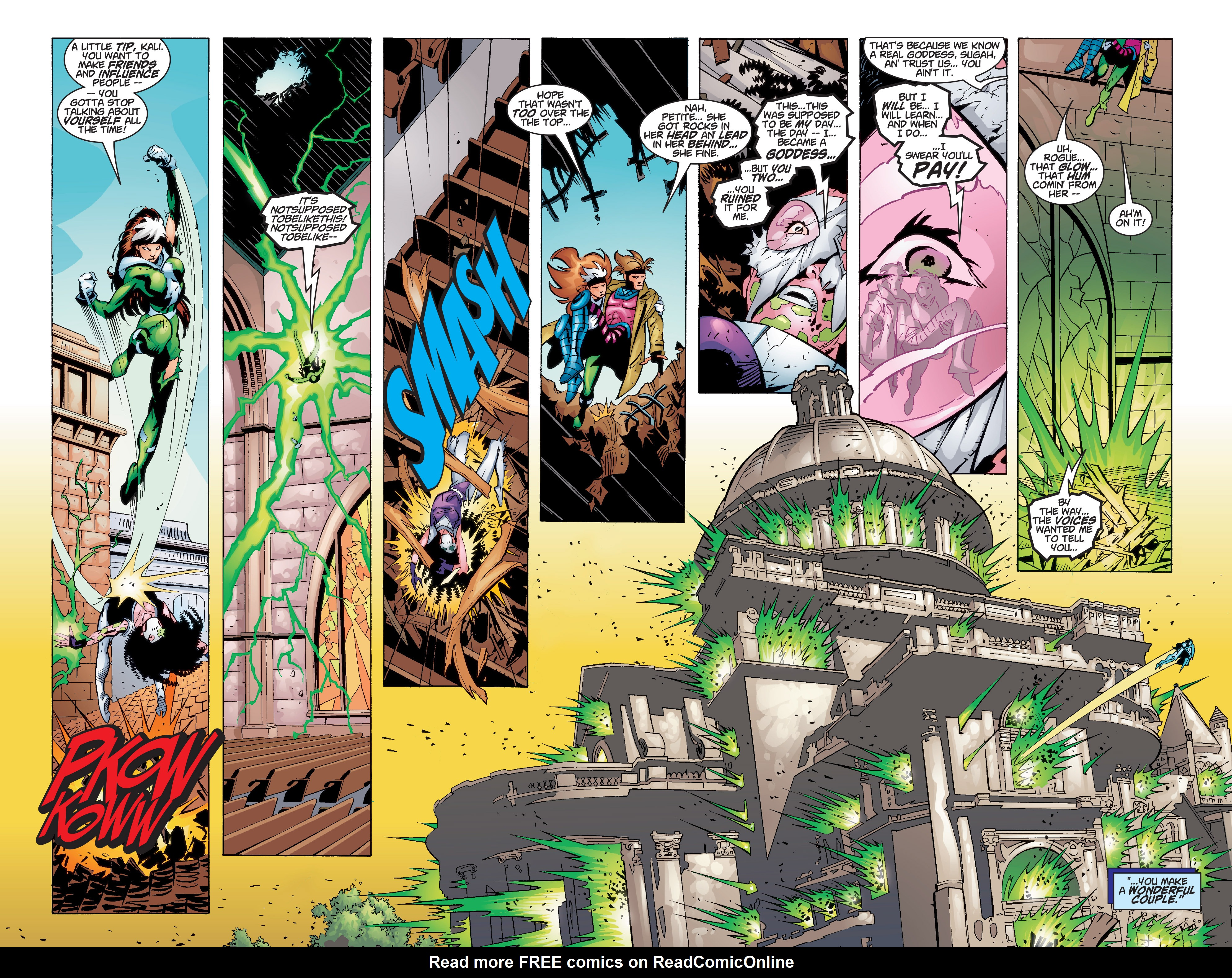 X-Men (1991) 81 Page 18
