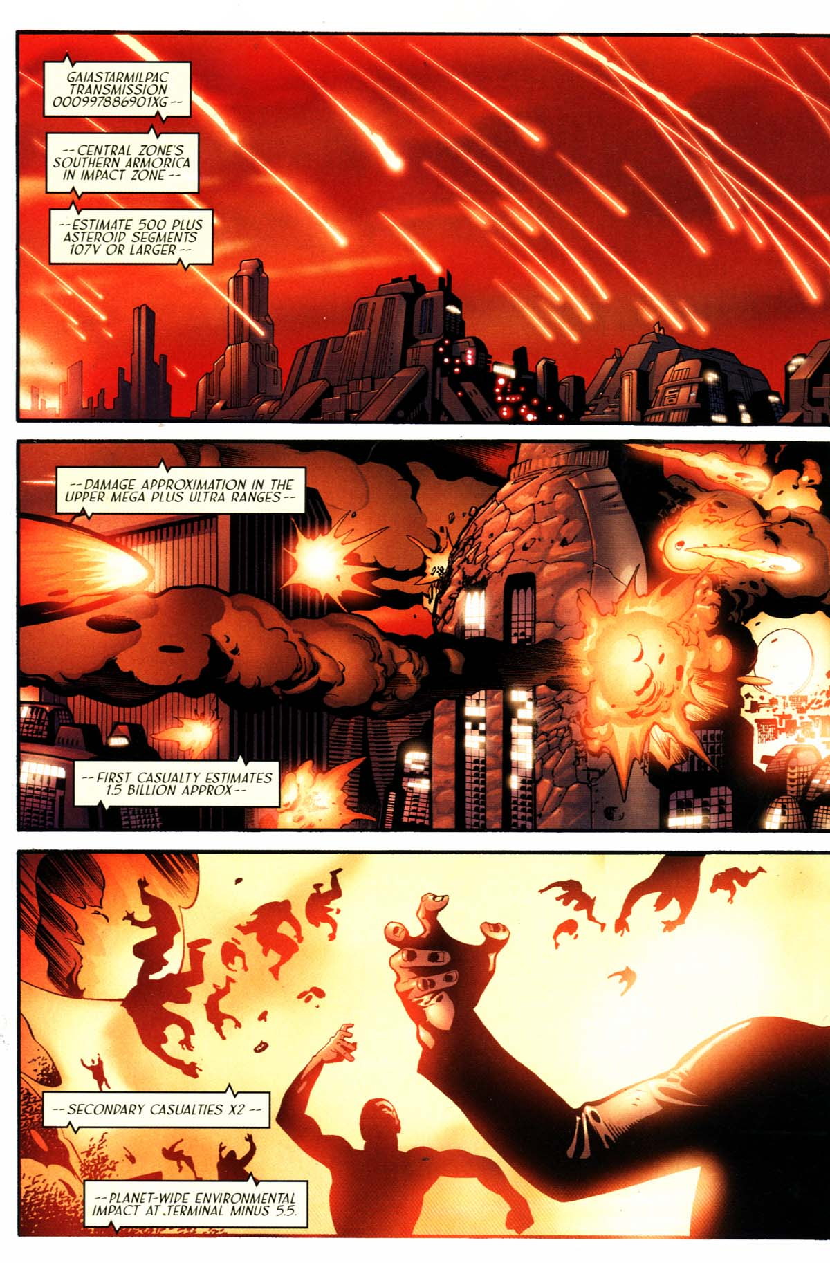 Read online Sigil (2000) comic -  Issue #23 - 32