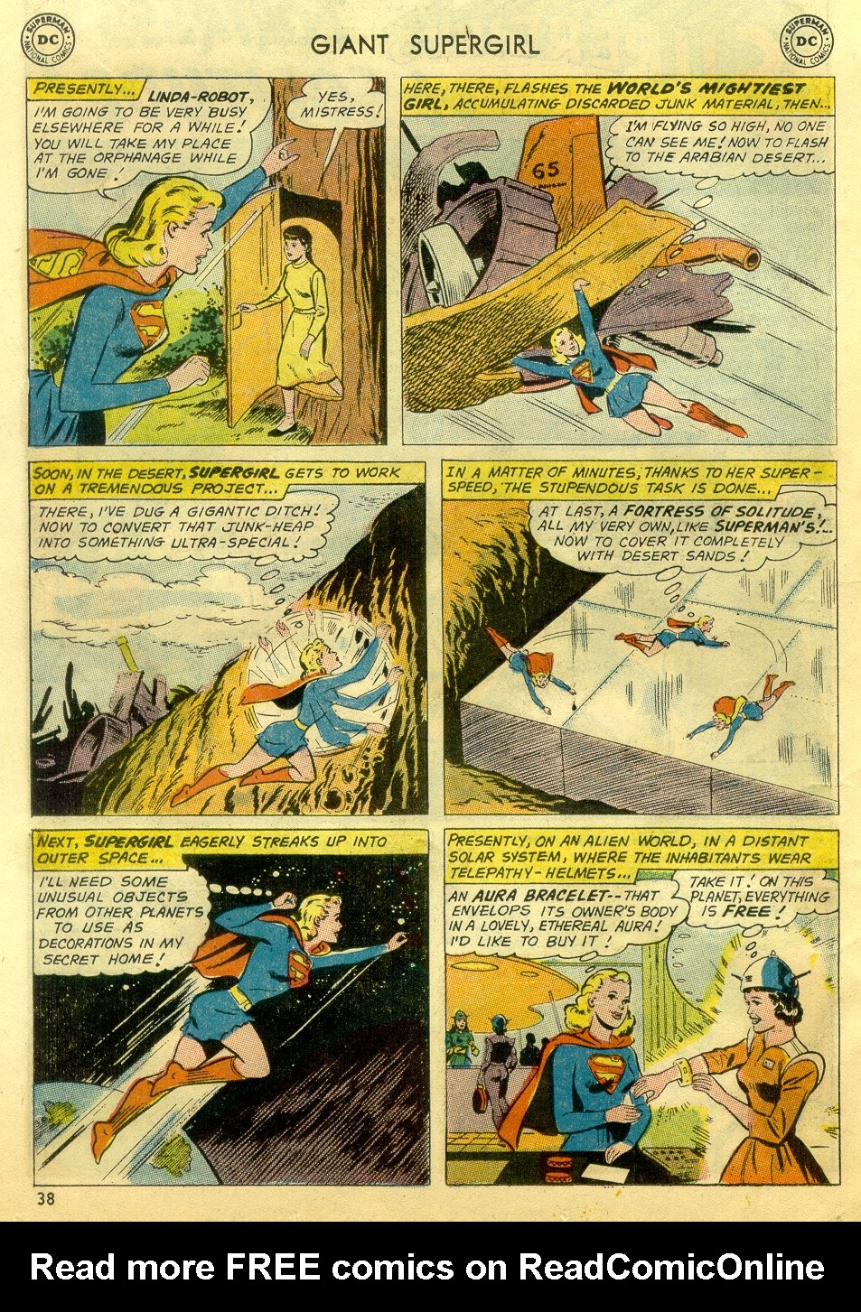 Action Comics (1938) 334 Page 39