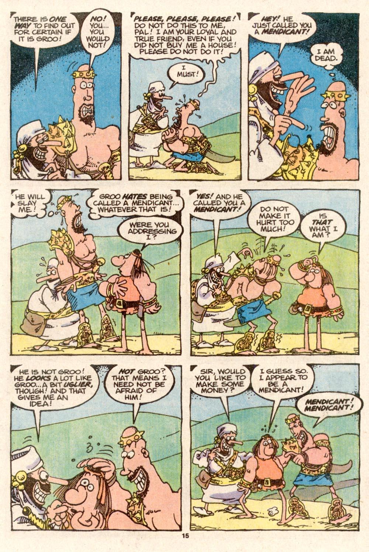 Read online Sergio Aragonés Groo the Wanderer comic -  Issue #73 - 12