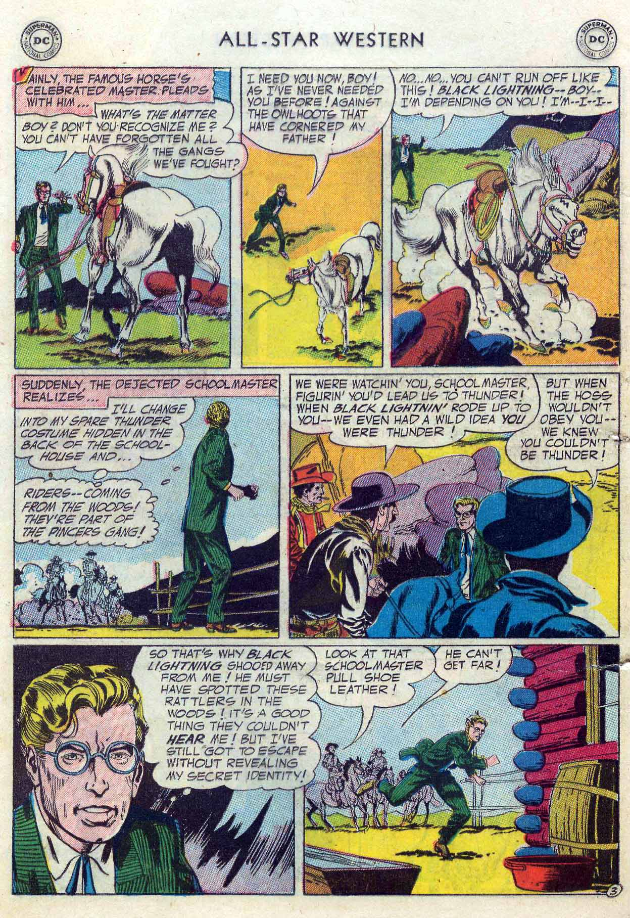 Read online All-Star Western (1951) comic -  Issue #85 - 30