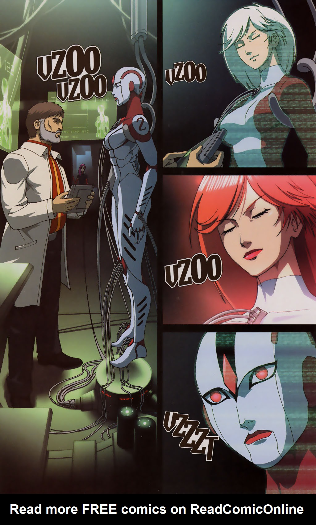 Read online Robotech: Prelude to the Shadow Chronicles comic -  Issue #3 - 9