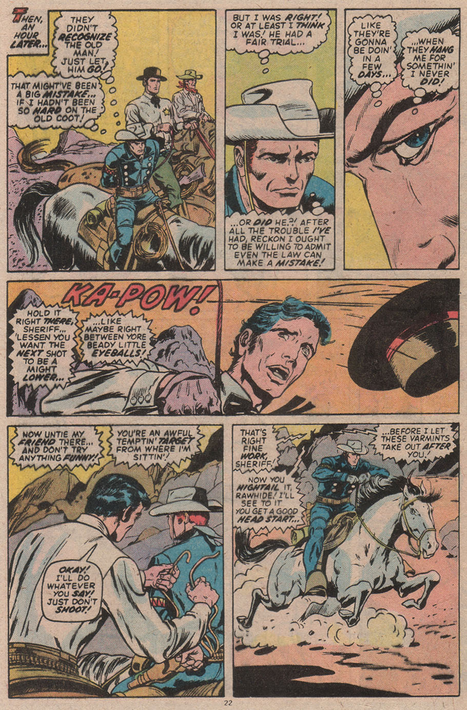 The Rawhide Kid (1955) issue 148 - Page 23