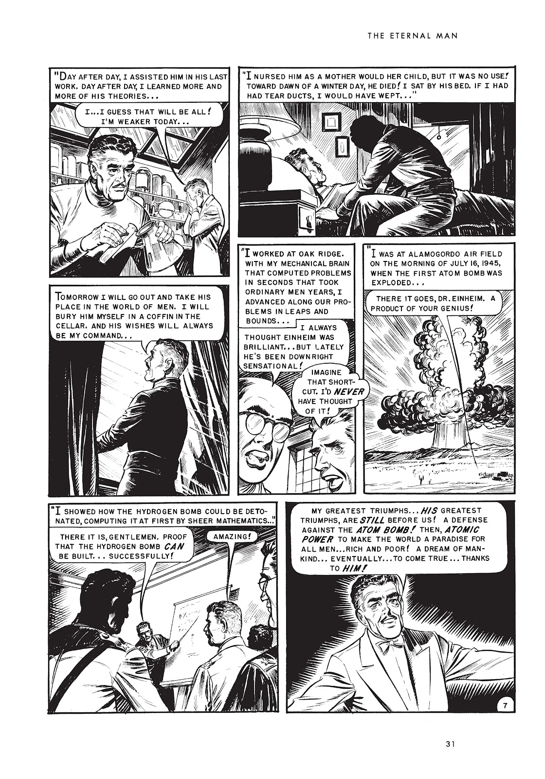 Read online The Martian Monster and Other Stories comic -  Issue # TPB (Part 1) - 46