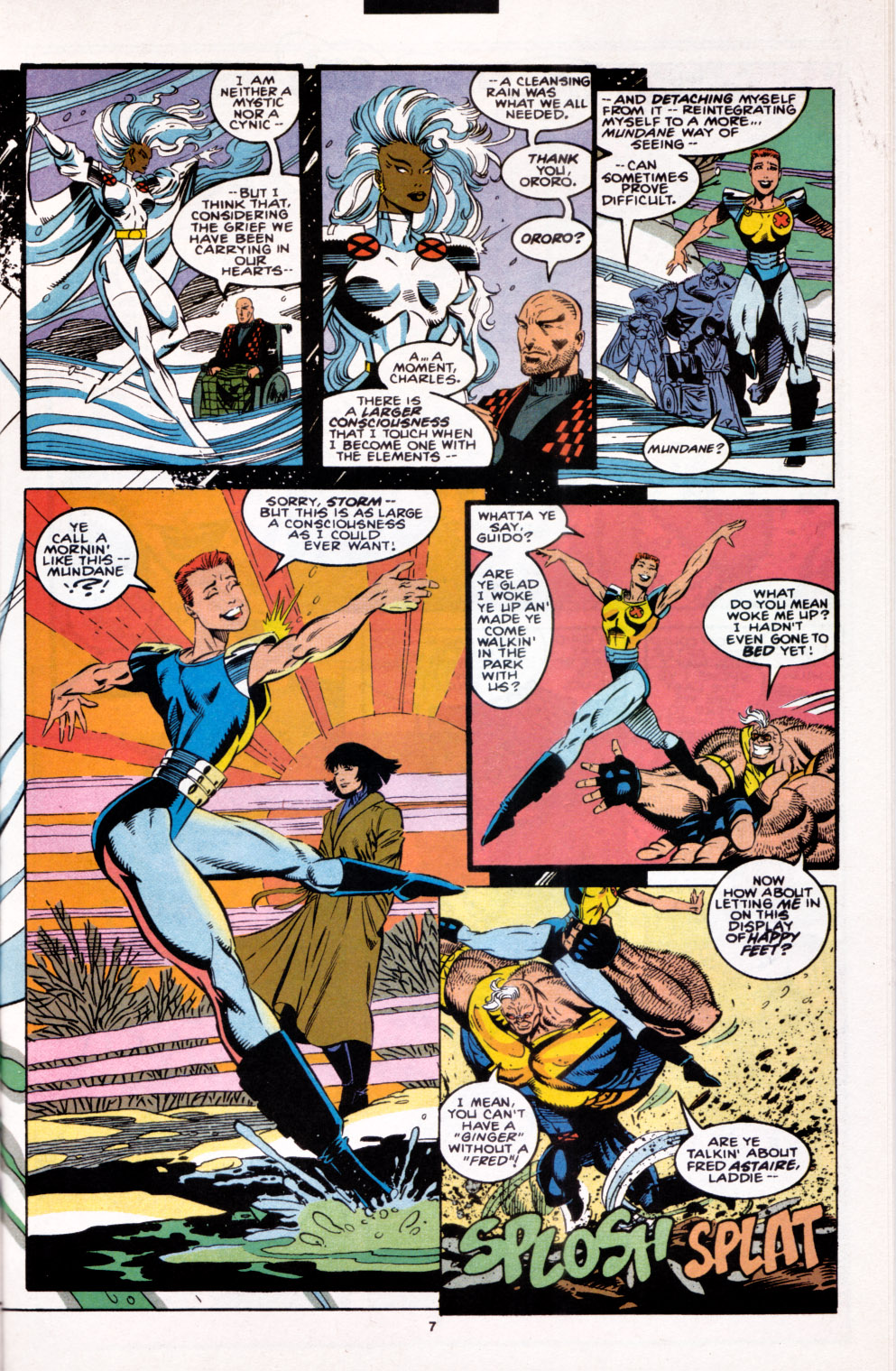 Read online X-Factor (1986) comic -  Issue #102 - 6