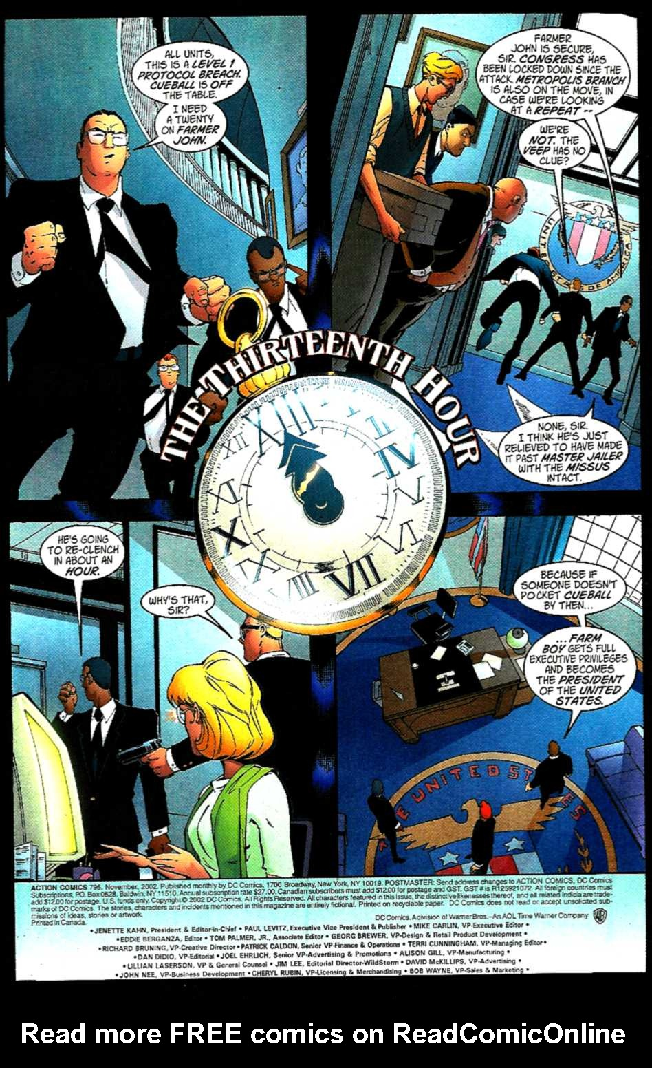 Action Comics (1938) 795 Page 1