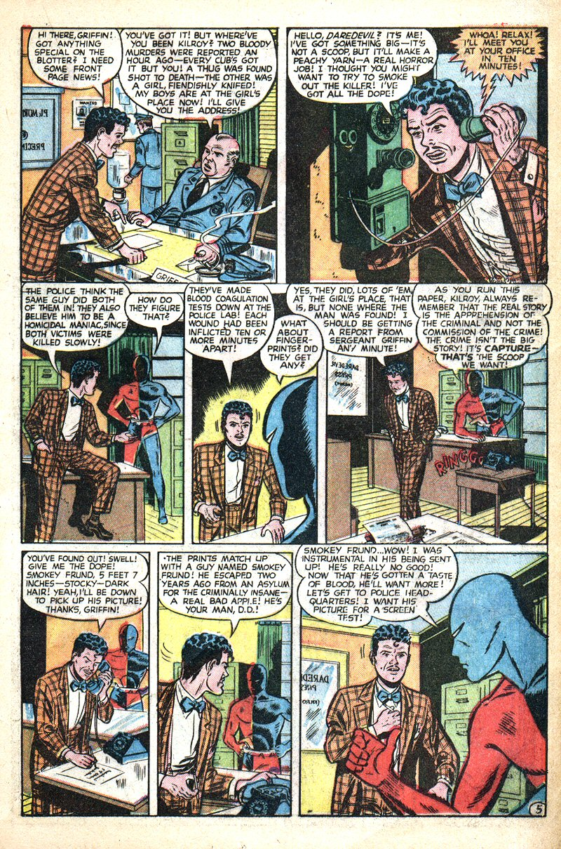 Daredevil (1941) issue 44 - Page 23