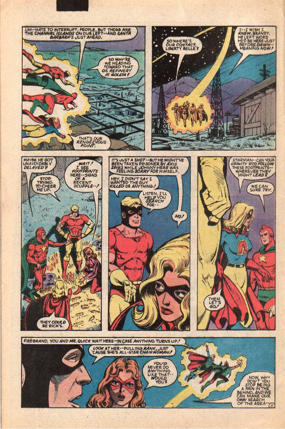 Read online All-Star Squadron comic -  Issue #33 - 16