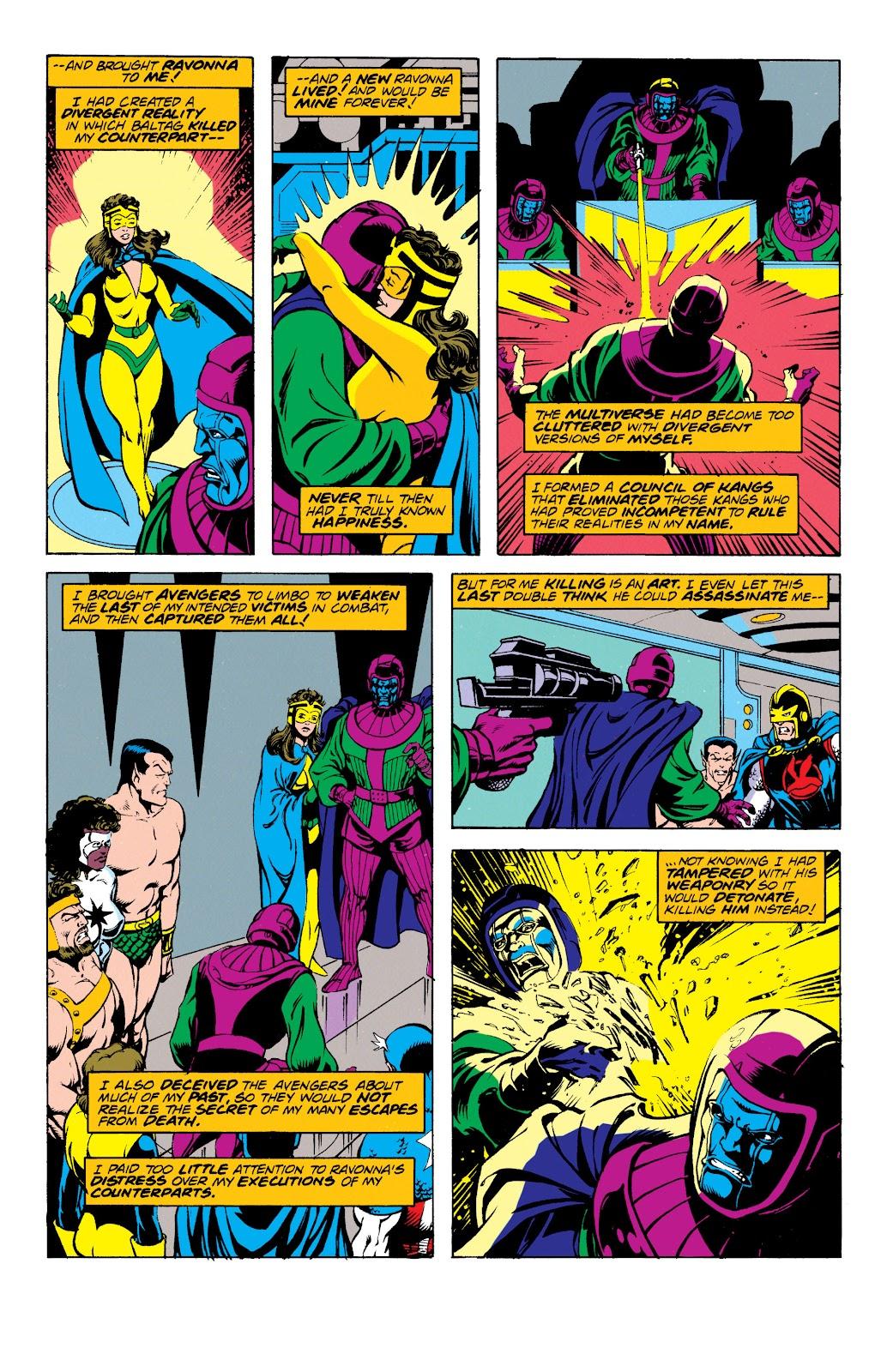 Read online Avengers: Citizen Kang comic -  Issue # TPB (Part 2) - 66