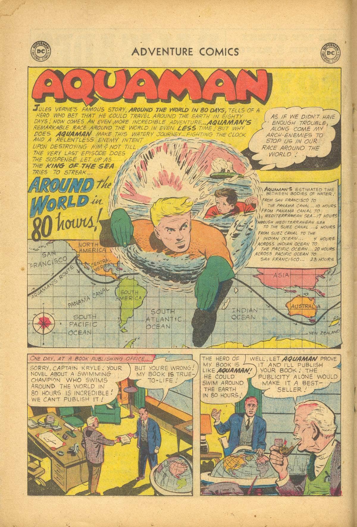 Read online Adventure Comics (1938) comic -  Issue #273 - 18