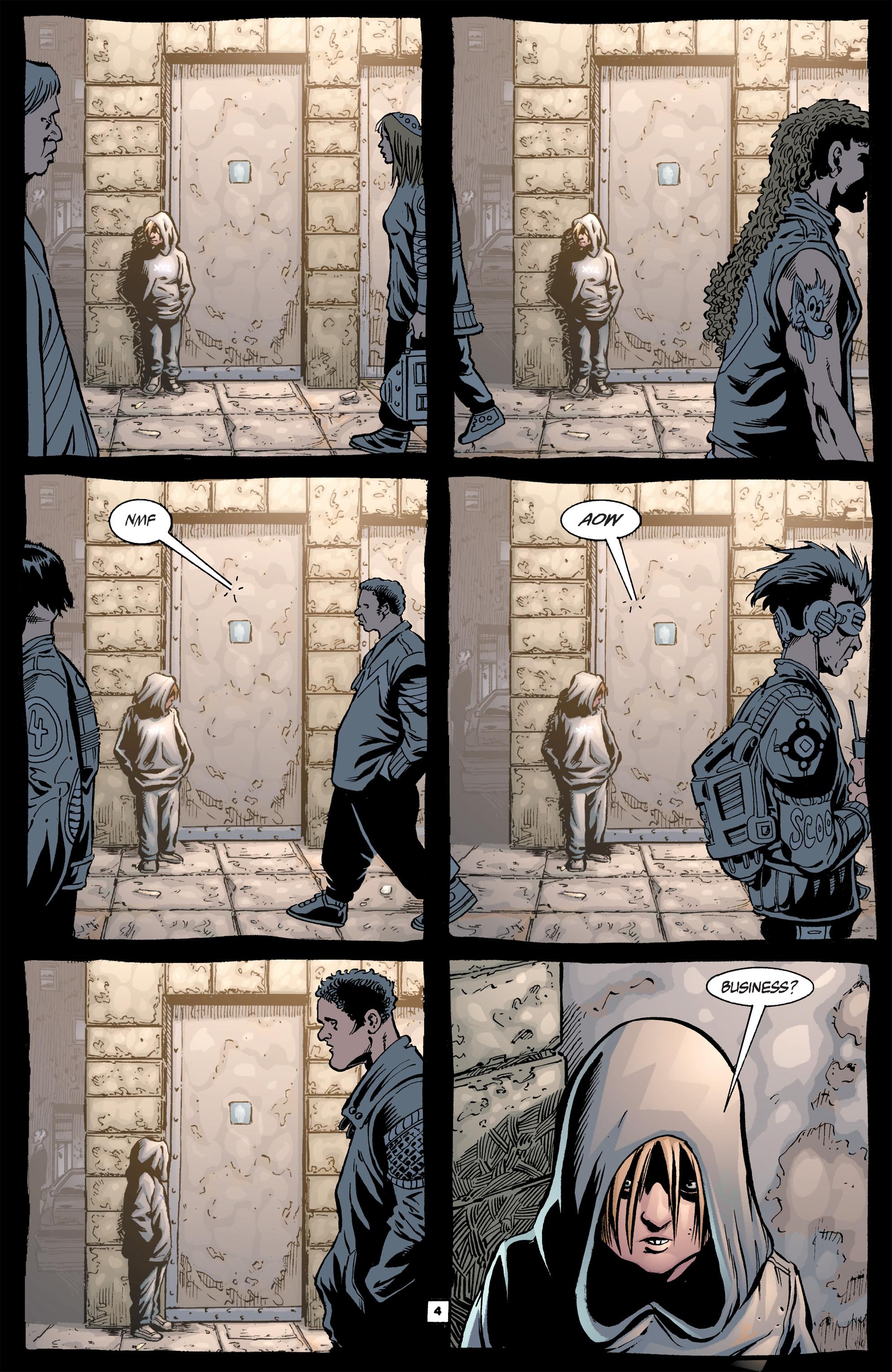 Read online Transmetropolitan comic -  Issue #40 - 5