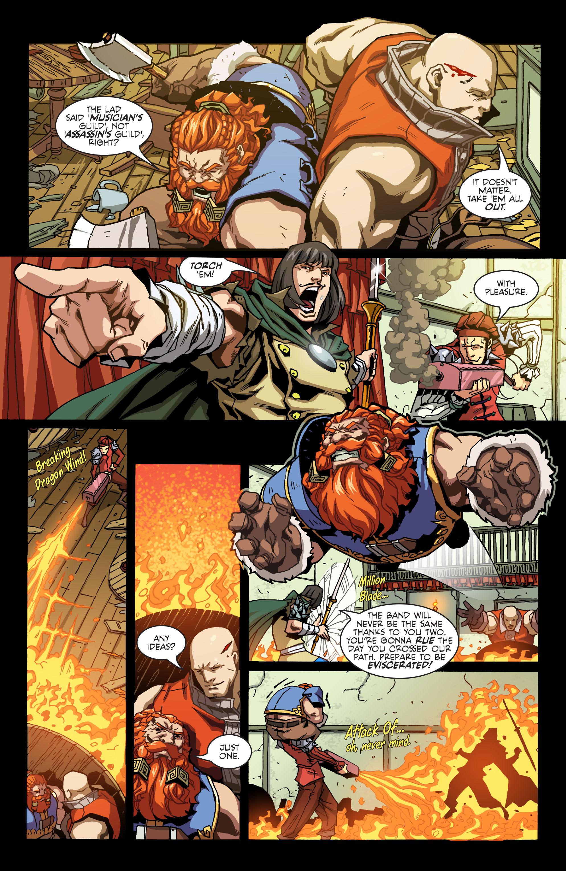Read online Skullkickers comic -  Issue #12 - 7