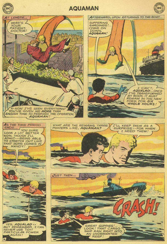 Read online Aquaman (1962) comic -  Issue #14 - 6