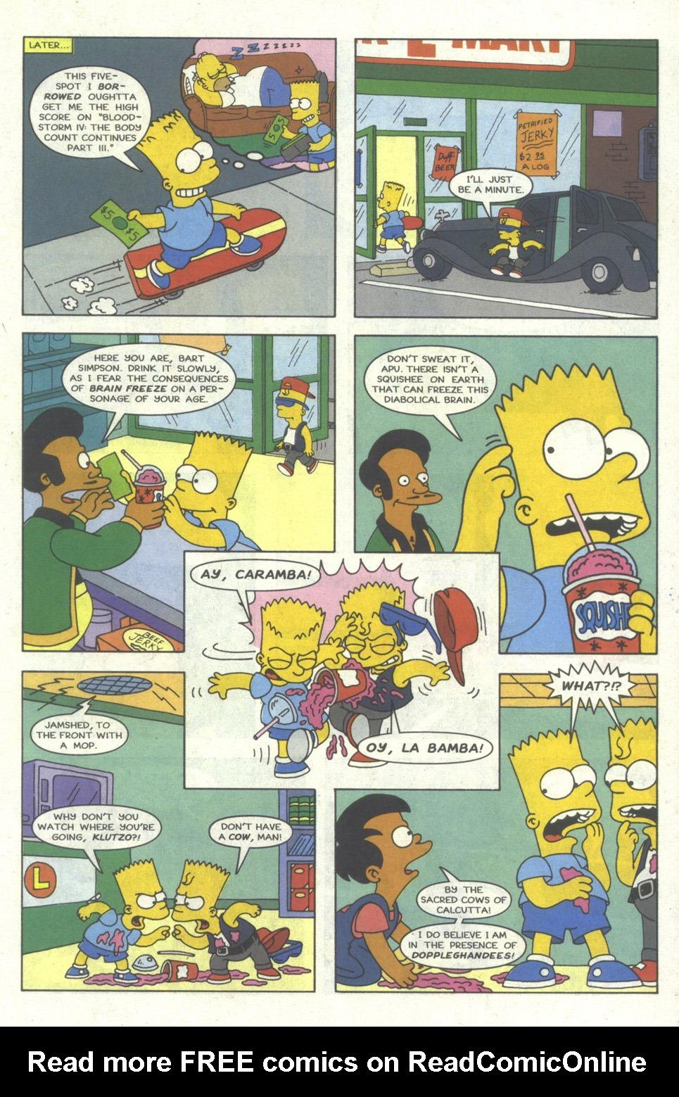 Read online Simpsons Comics comic -  Issue #20 - 6