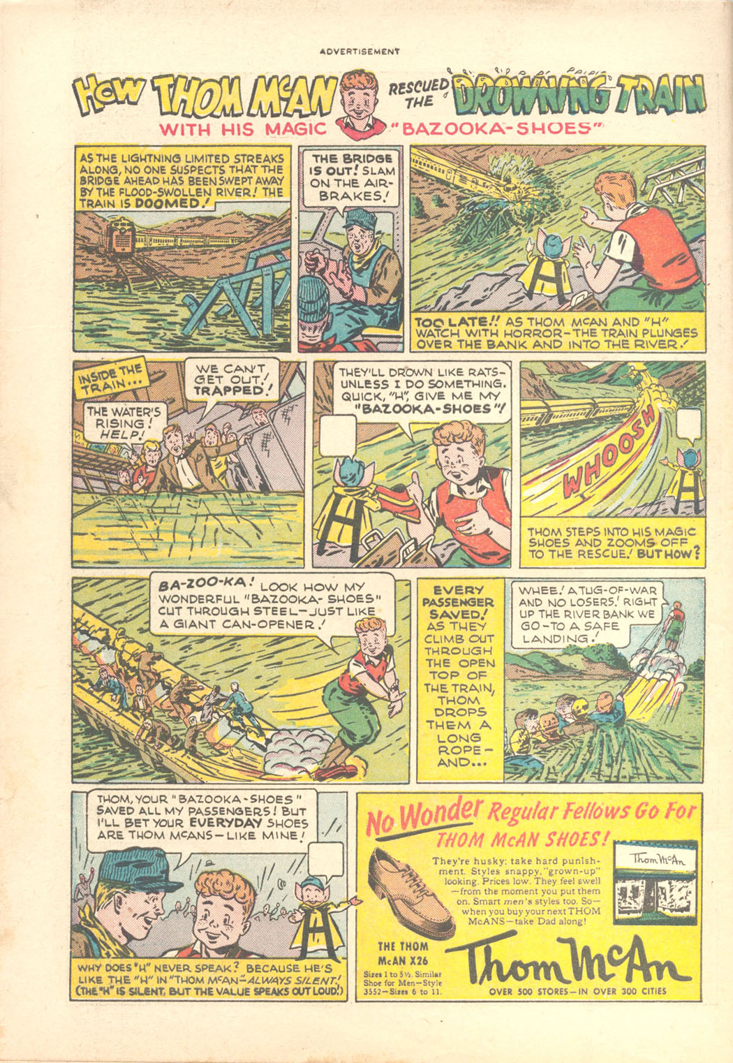 Read online Wonder Woman (1942) comic -  Issue #15 - 50