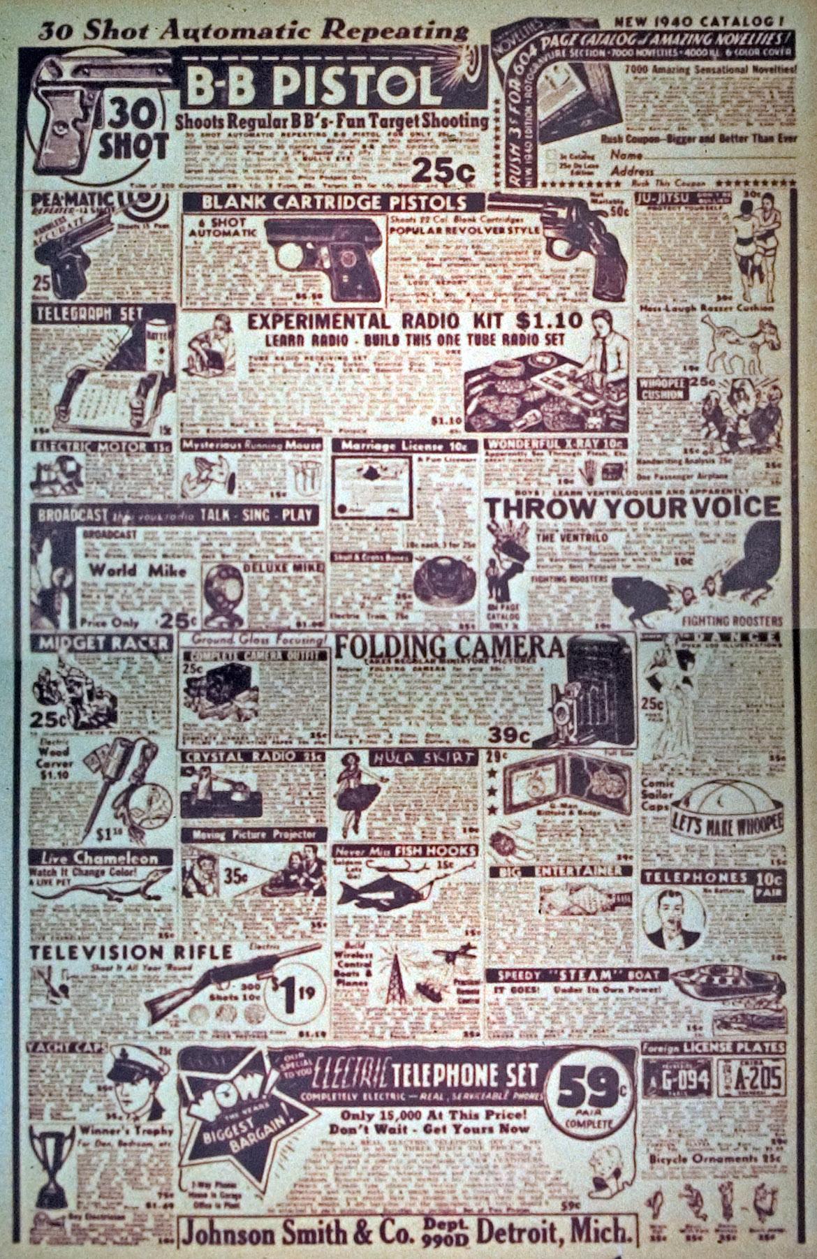 Read online Detective Comics (1937) comic -  Issue #34 - 67