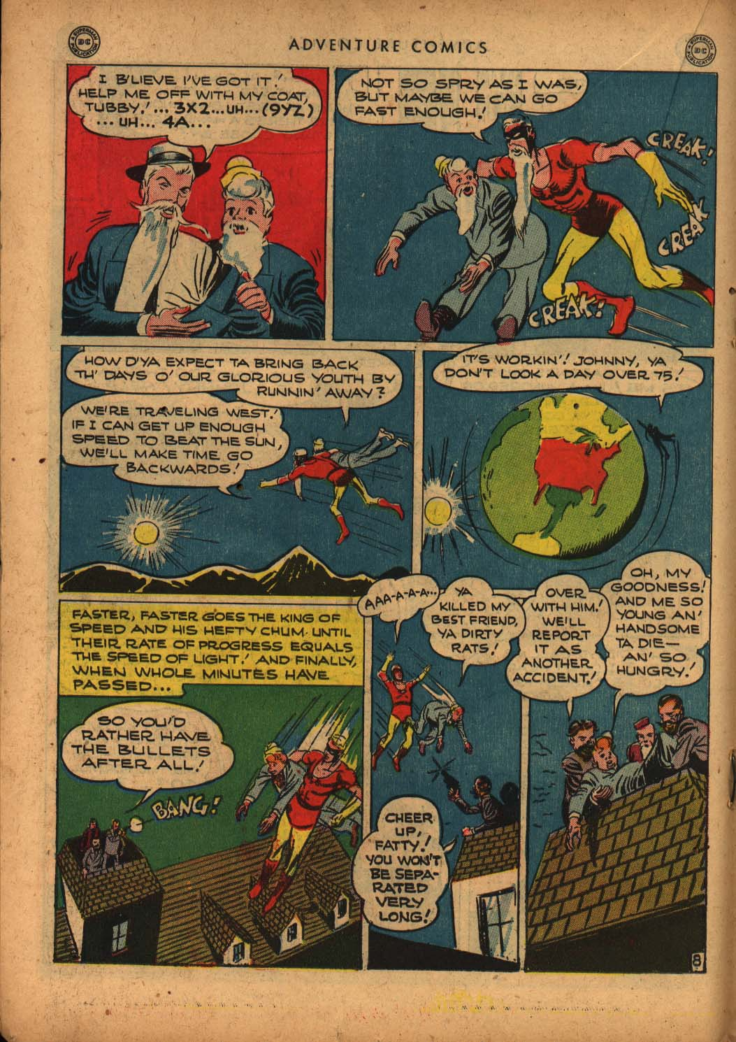 Read online Adventure Comics (1938) comic -  Issue #109 - 26