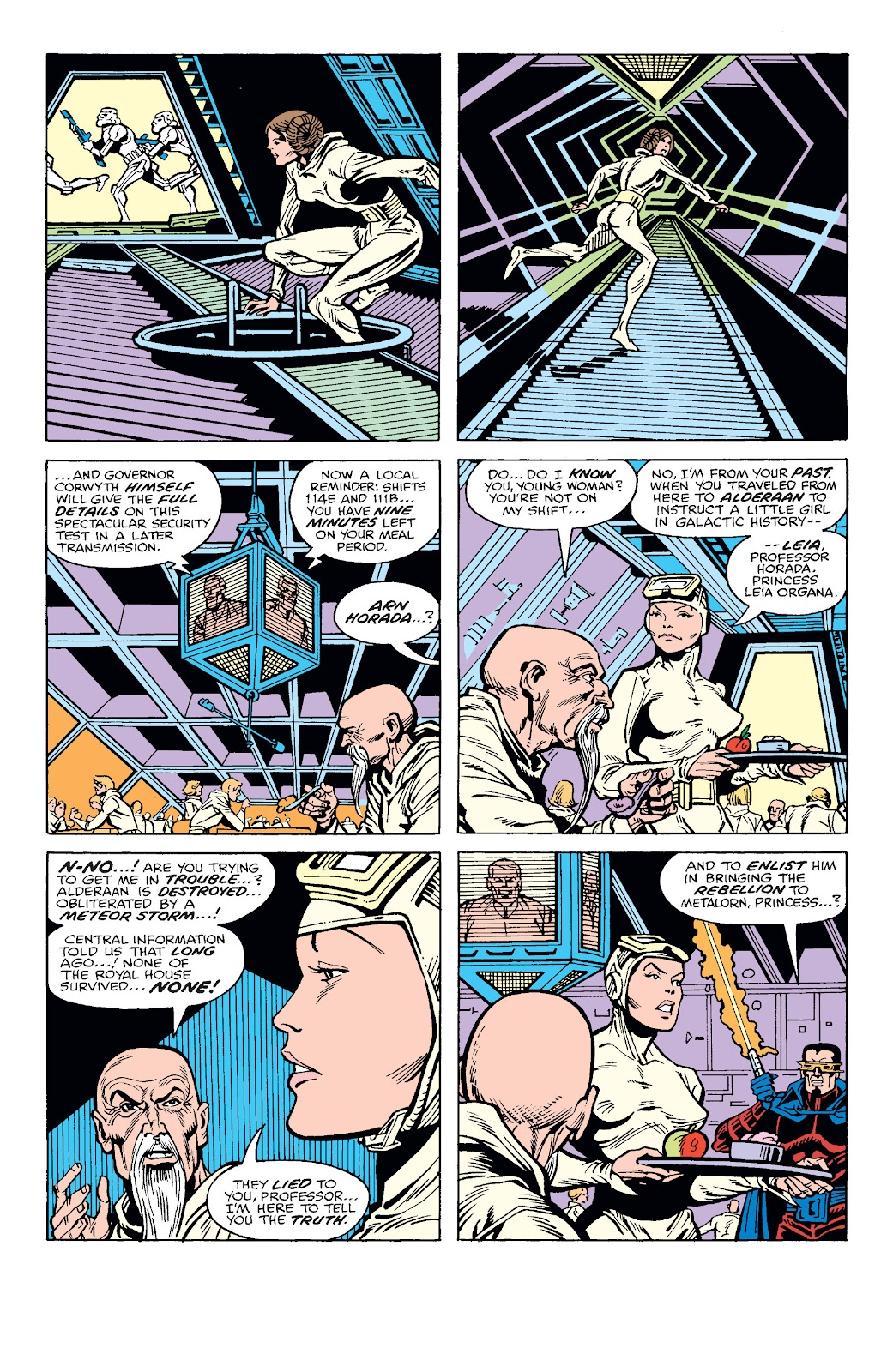 Read online Star Wars Legends: The Original Marvel Years - Epic Collection comic -  Issue # TPB 2 (Part 2) - 25