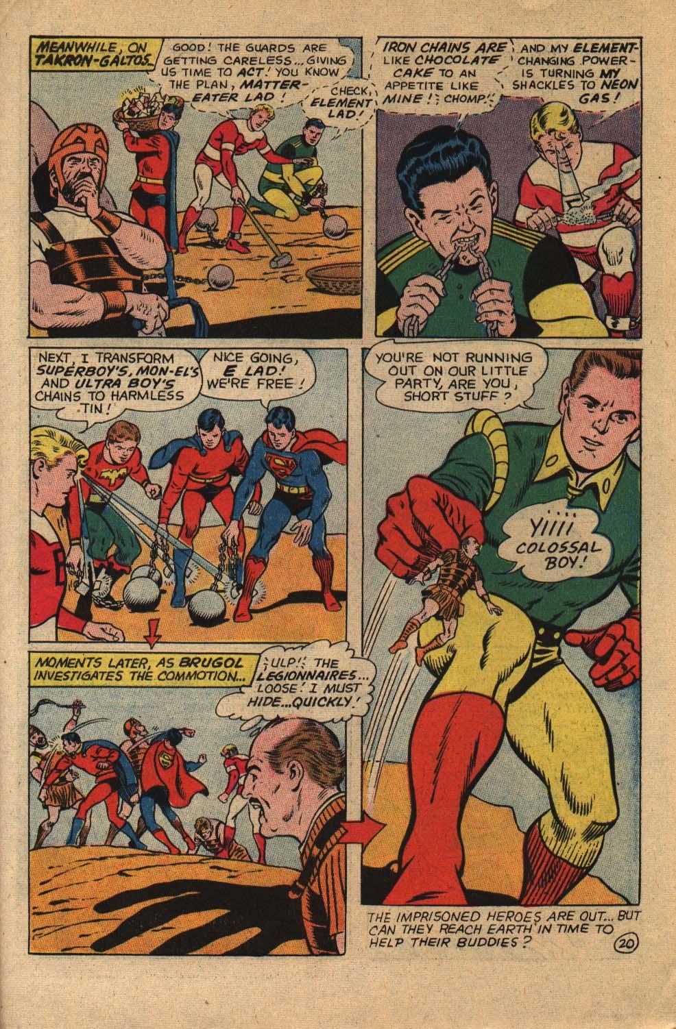 Read online Adventure Comics (1938) comic -  Issue #360 - 27