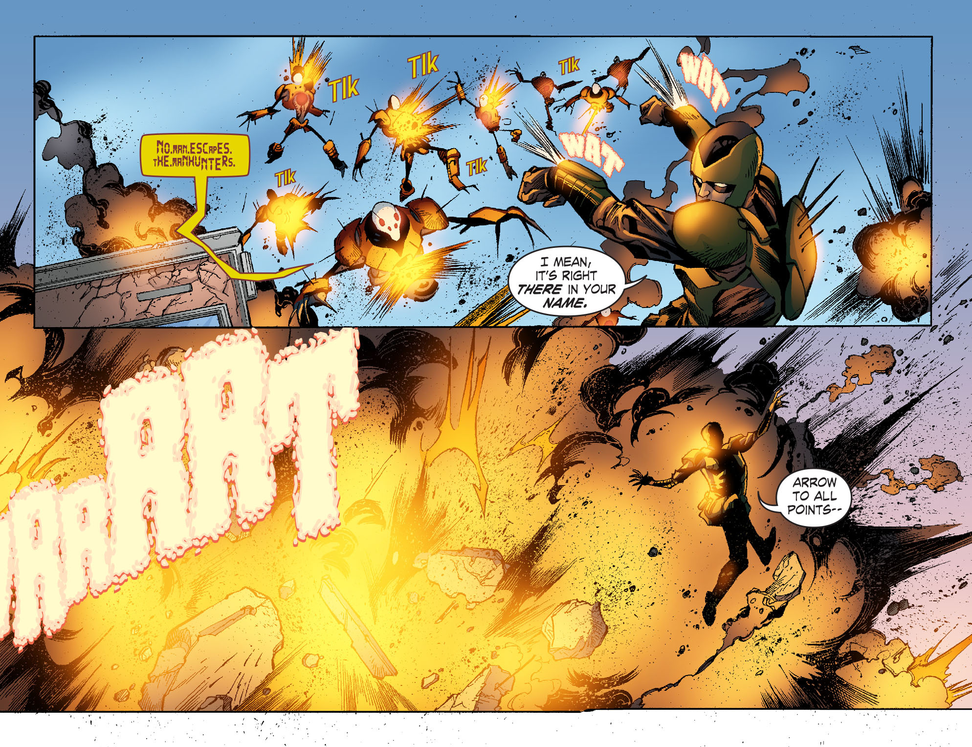 Read online Smallville: Continuity comic -  Issue #5 - 5