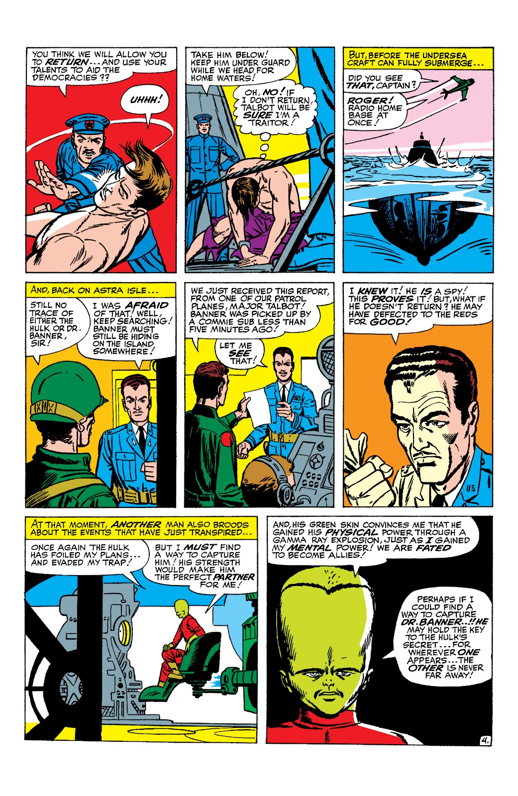 Read online Marvel Masterworks: The Incredible Hulk comic -  Issue # TPB 2 (Part 1) - 83