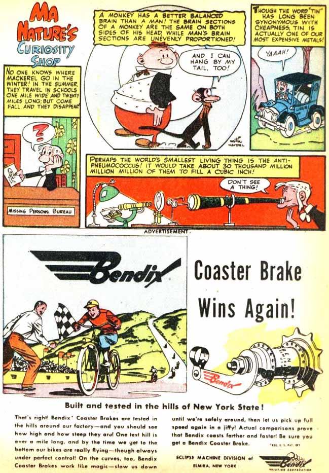 Read online Sensation (Mystery) Comics comic -  Issue #92 - 24