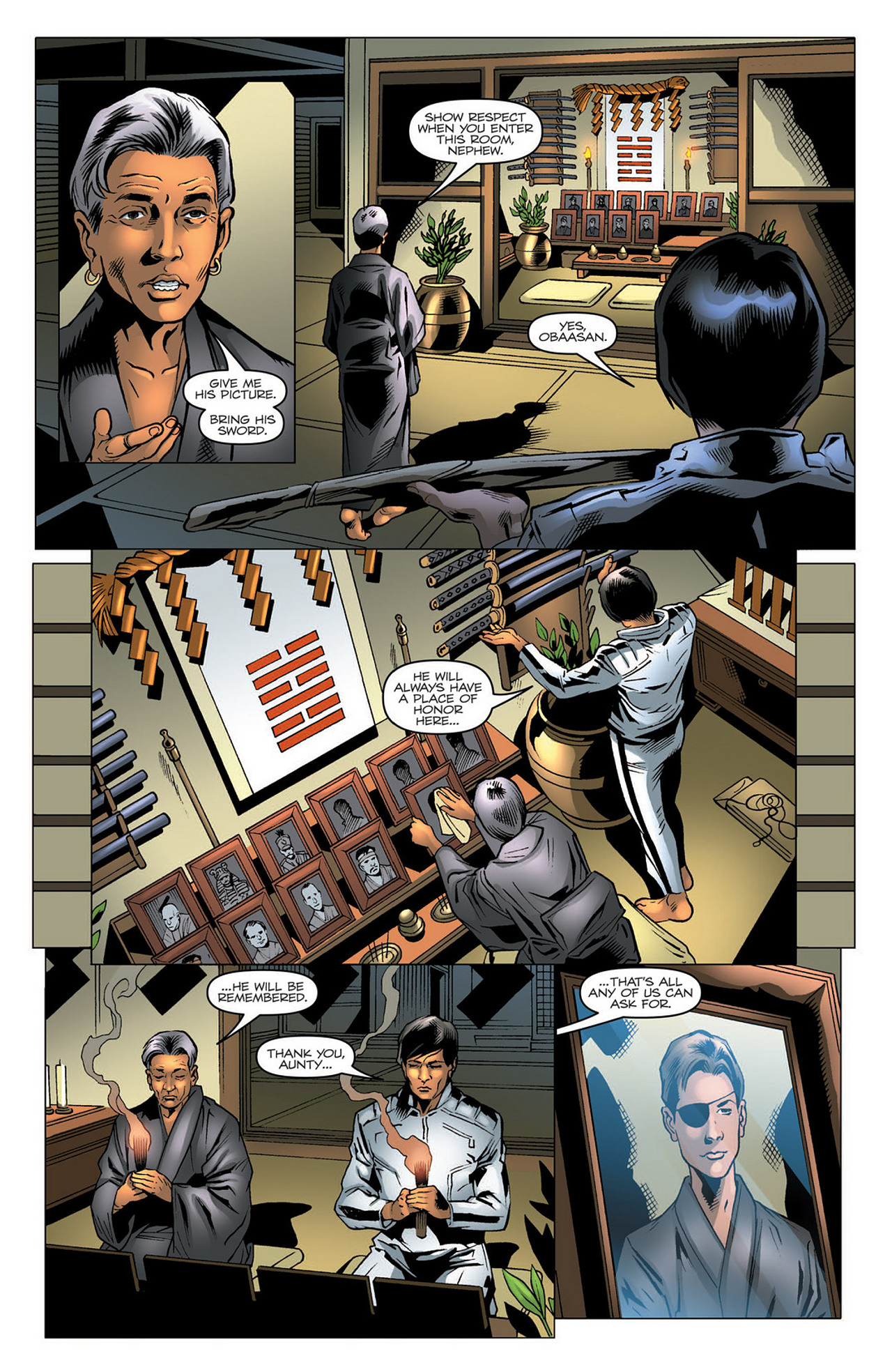 G.I. Joe: A Real American Hero 183 Page 20