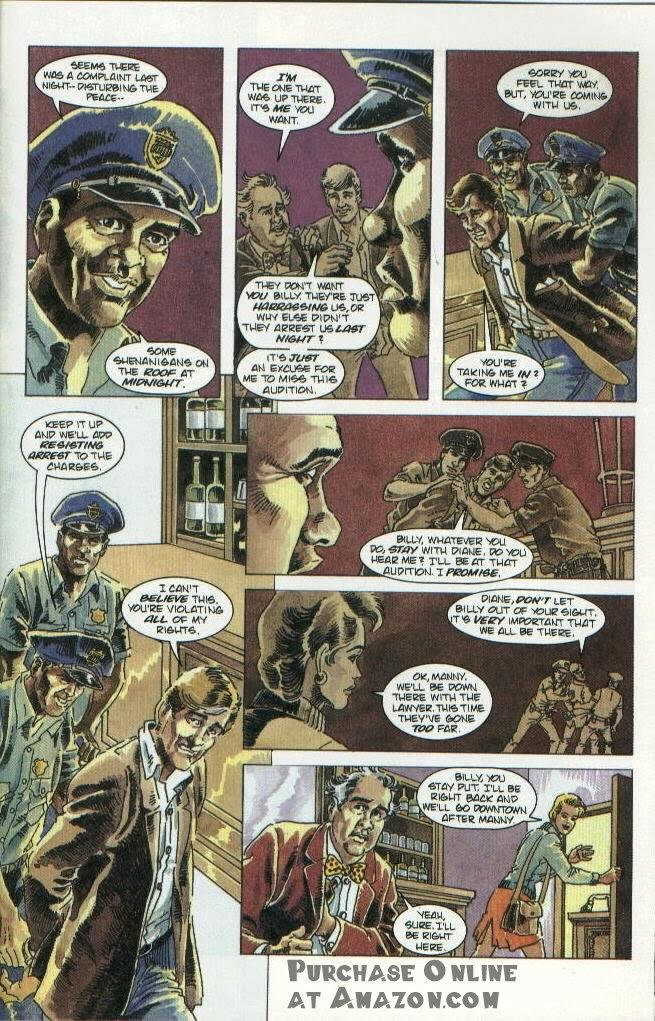 Read online Quantum Leap comic -  Issue #10 - 19