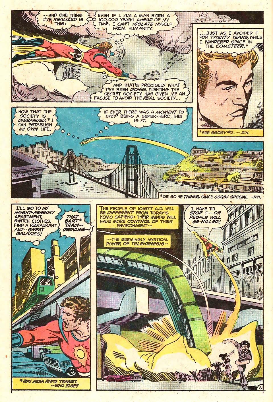 Read online Secret Society of Super-Villains comic -  Issue #11 - 7