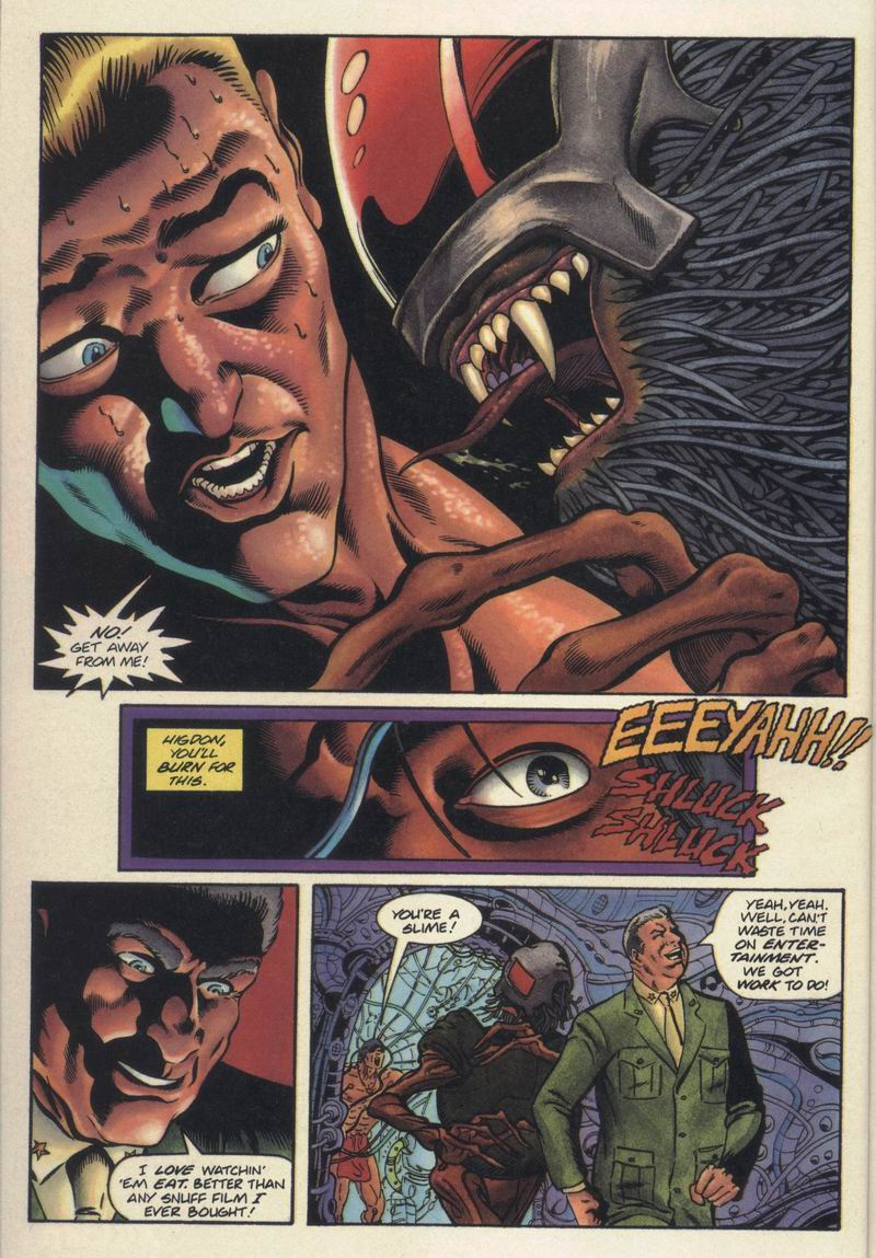 Read online Turok, Dinosaur Hunter (1993) comic -  Issue #19 - 6