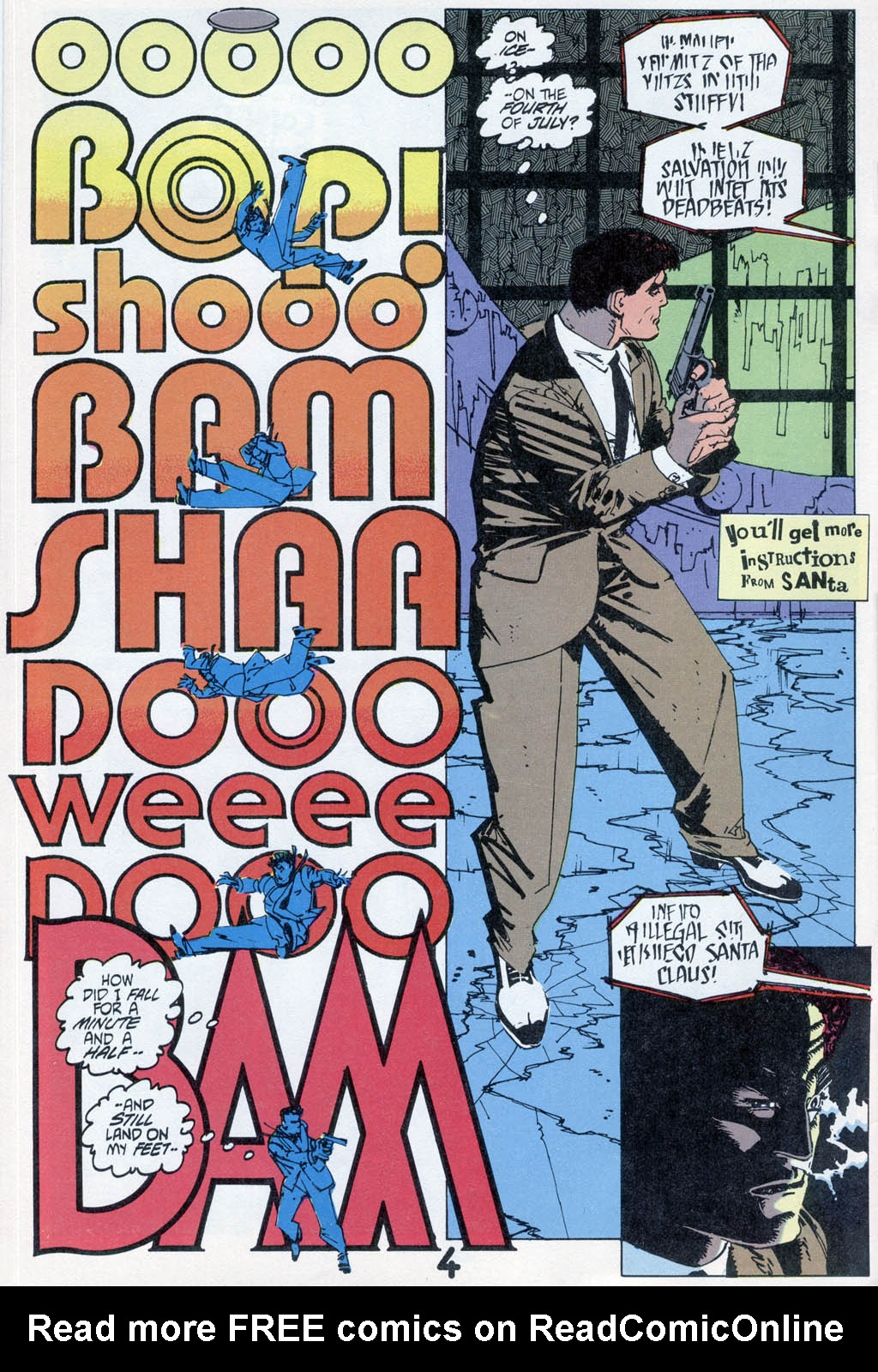 Read online American Flagg! comic -  Issue # _Special 1 - 6