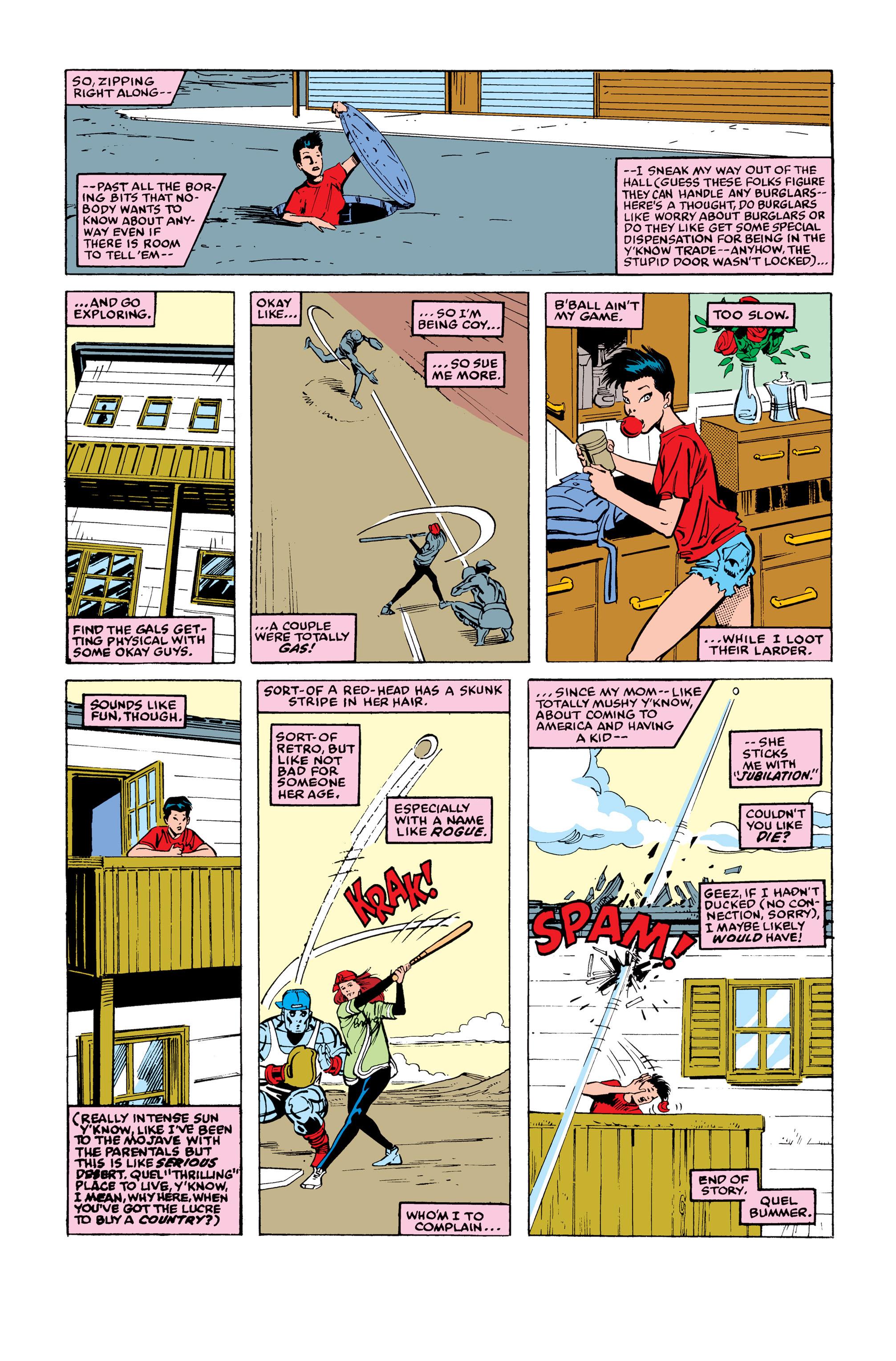 Read online Uncanny X-Men (1963) comic -  Issue # _Annual 13 - 44