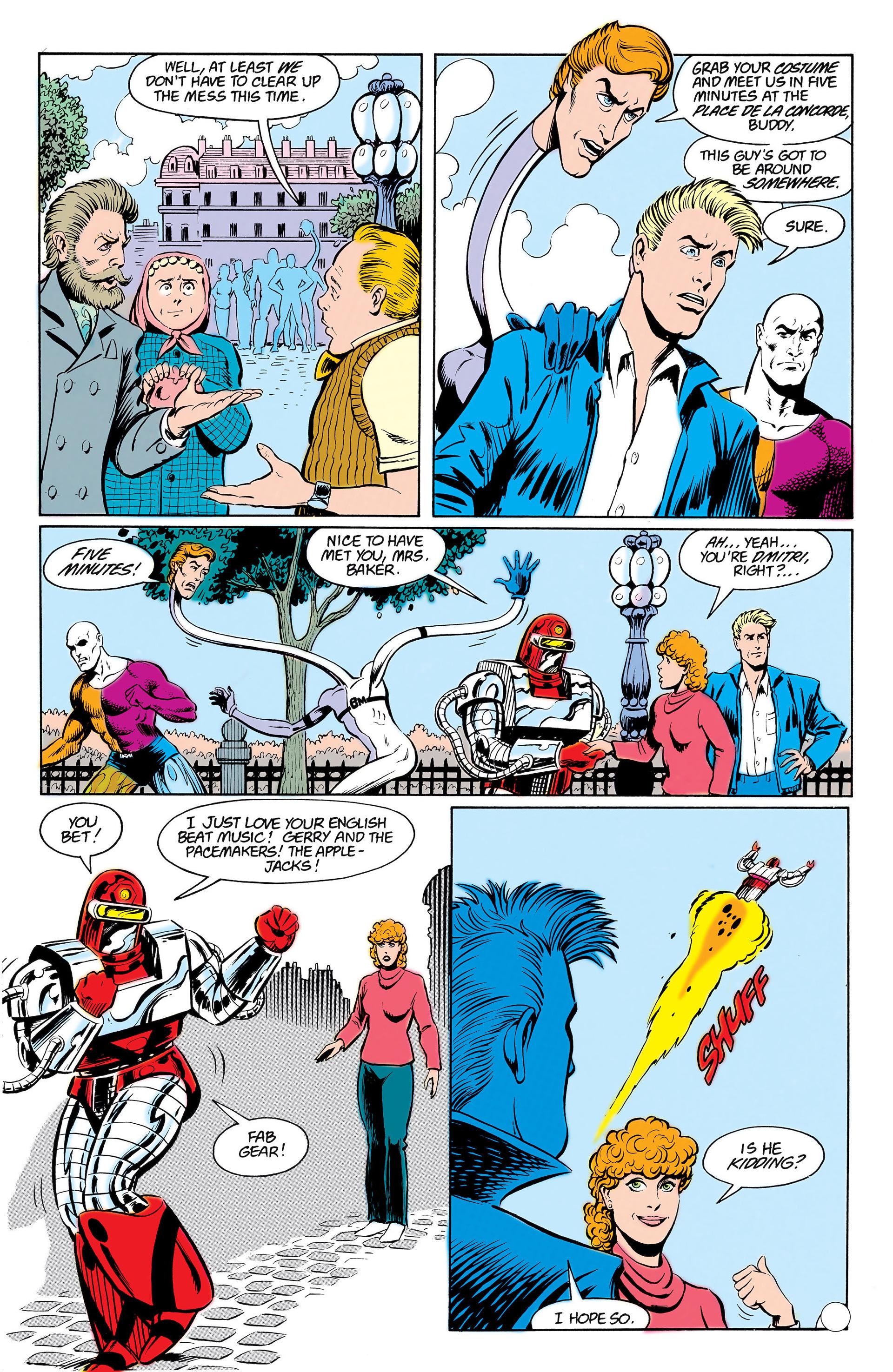 Read online Animal Man (1988) comic -  Issue #16 - 16