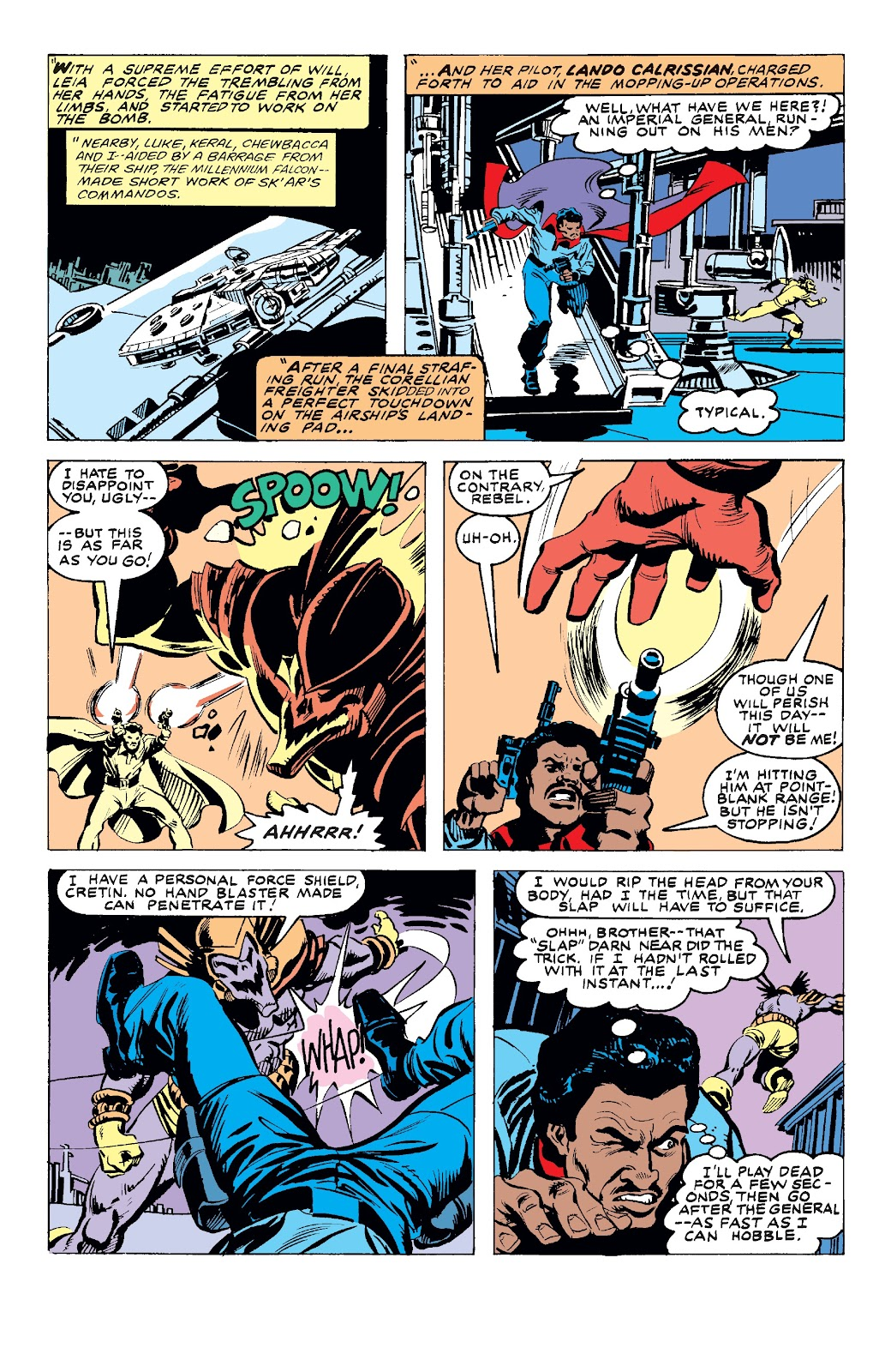 Read online Star Wars Legends: The Original Marvel Years - Epic Collection comic -  Issue # TPB 3 (Part 4) - 47