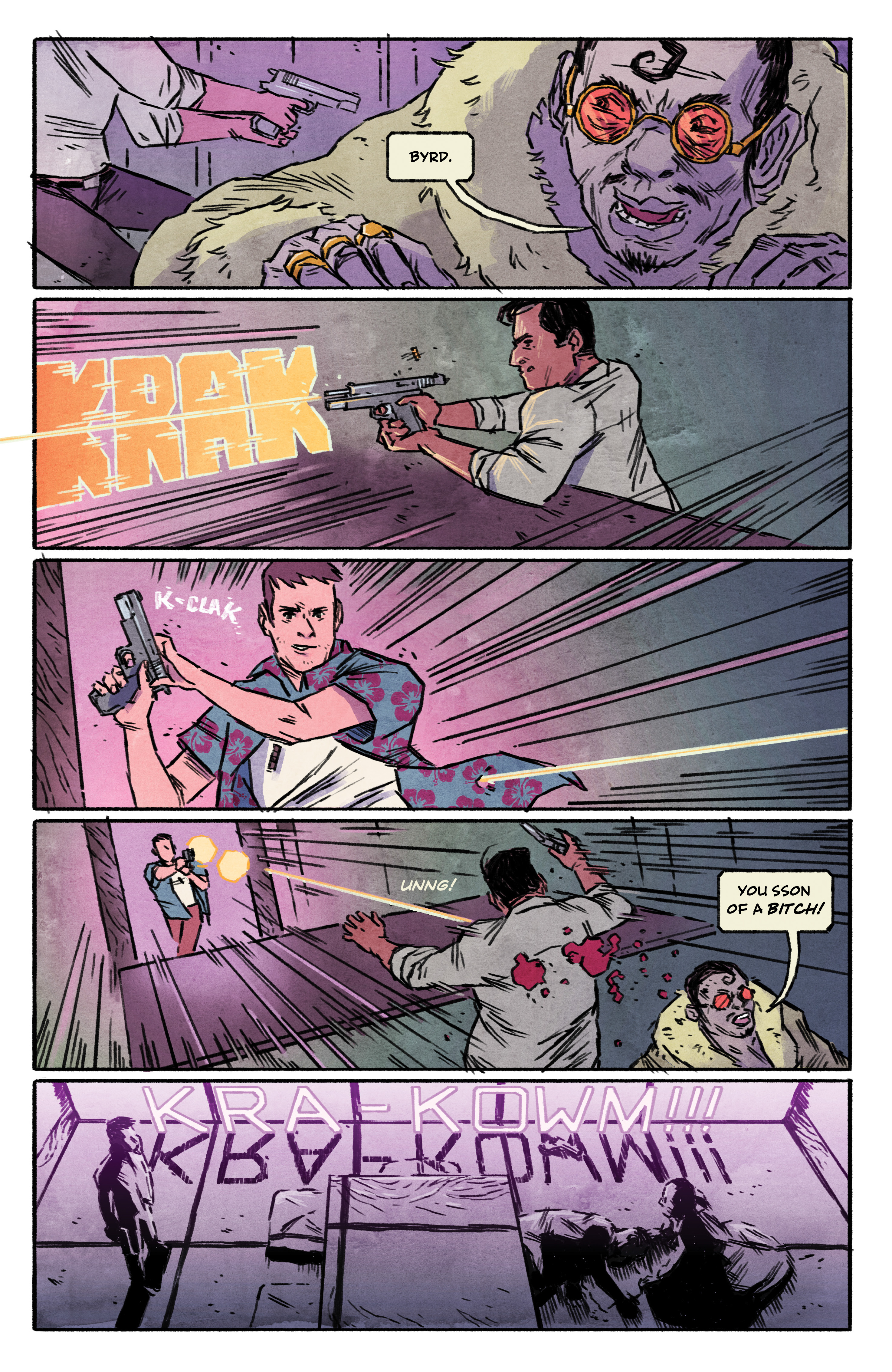 Read online Aloha, Hawaiian Dick comic -  Issue #5 - 10