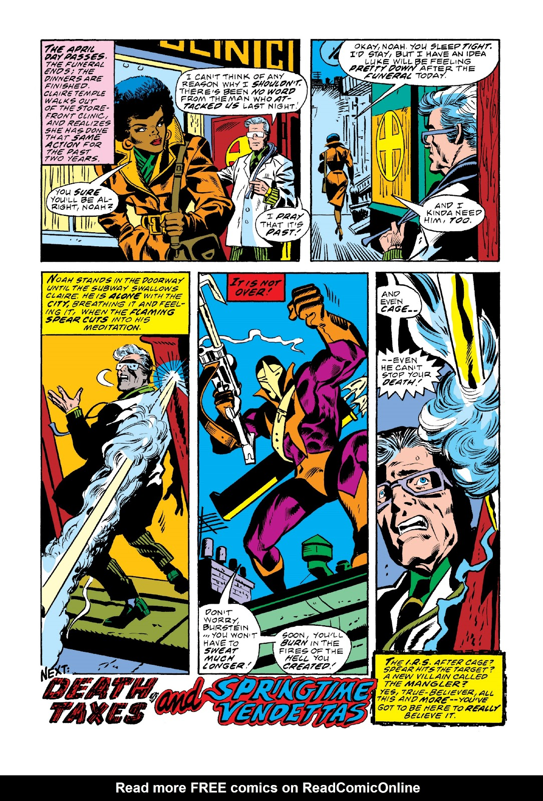 Read online Marvel Masterworks: Luke Cage, Power Man comic -  Issue # TPB 3 (Part 1) - 44