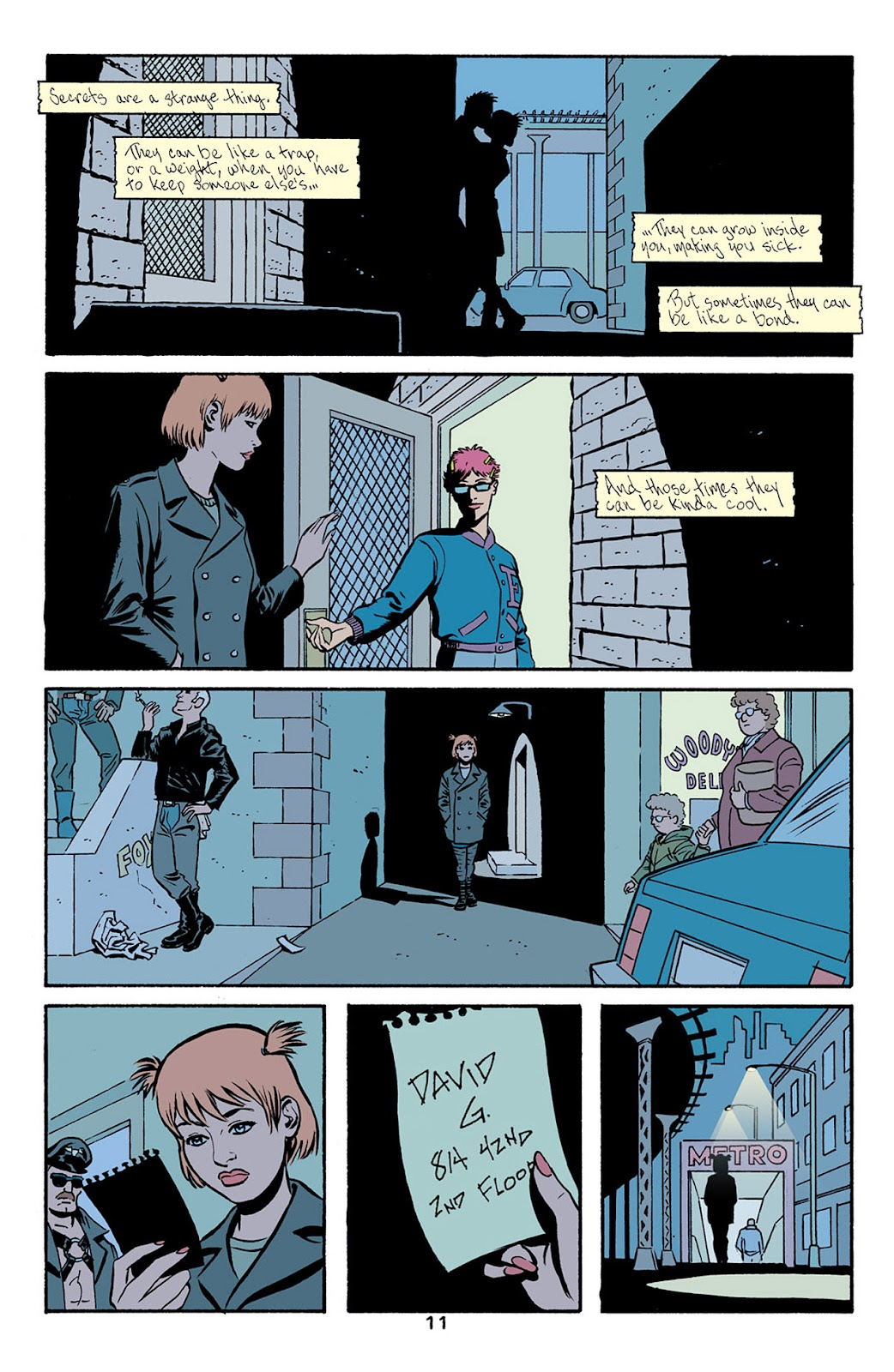 Catwoman (2002) Issue #6 #6 - English 12