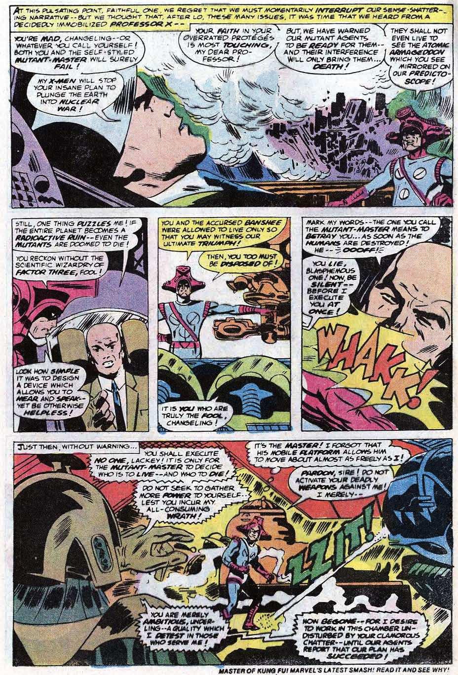 Uncanny X-Men (1963) 86 Page 16