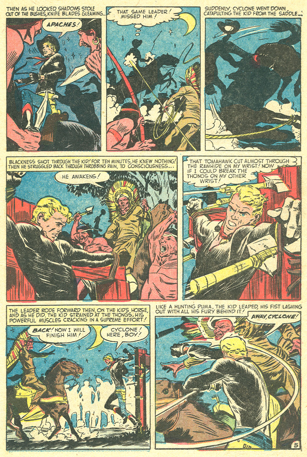 Read online Two-Gun Kid comic -  Issue #21 - 15