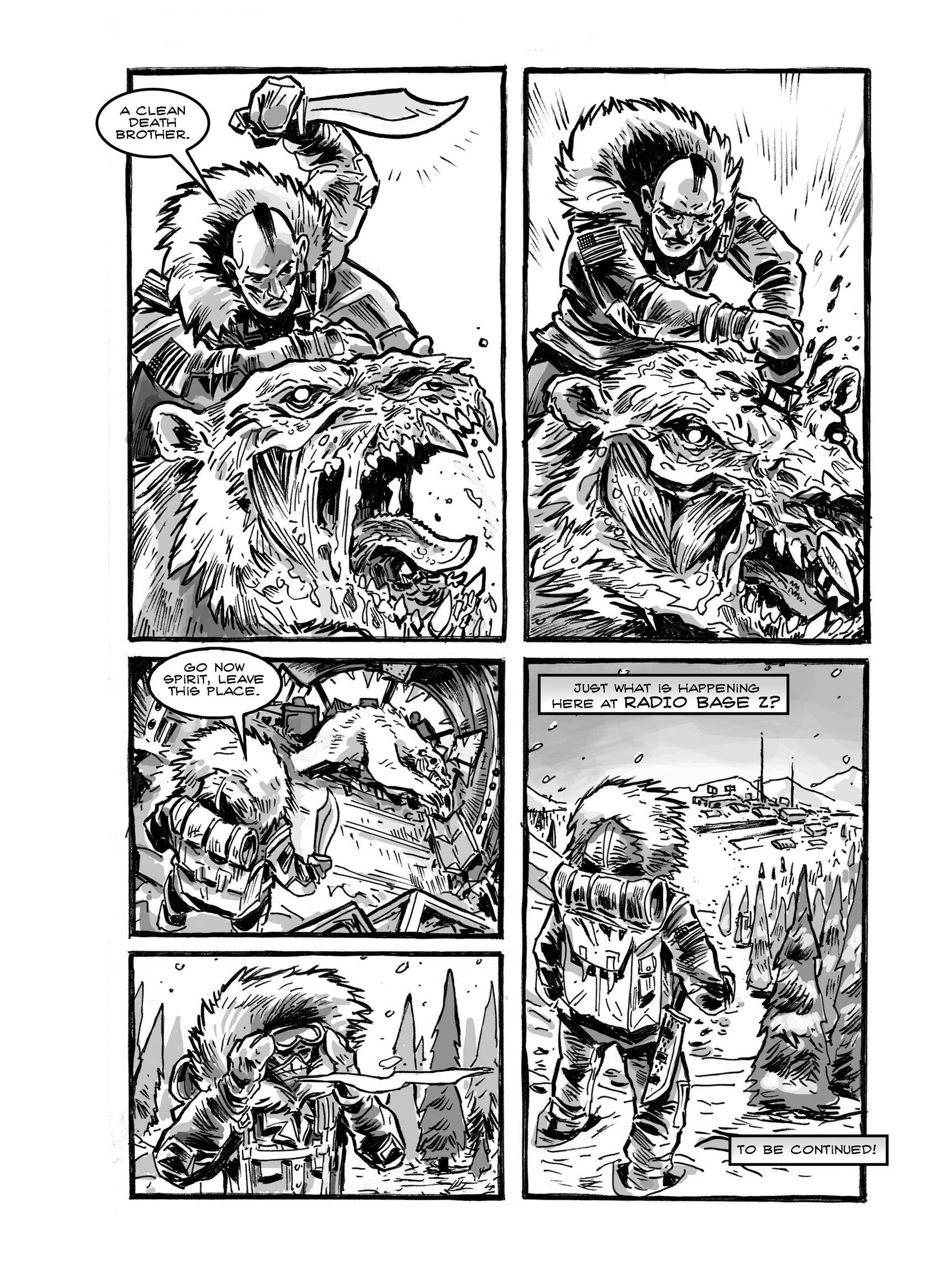 Read online FUBAR comic -  Issue #2 - 152