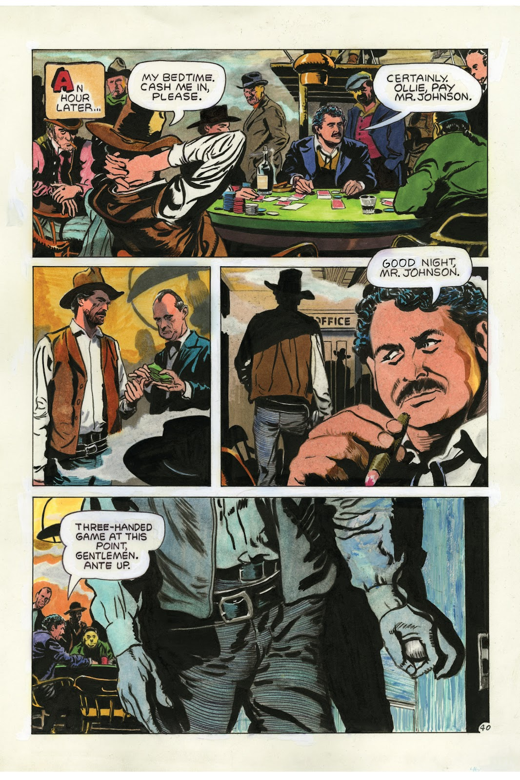 Read online Doug Wildey's Rio: The Complete Saga comic -  Issue # TPB (Part 2) - 75