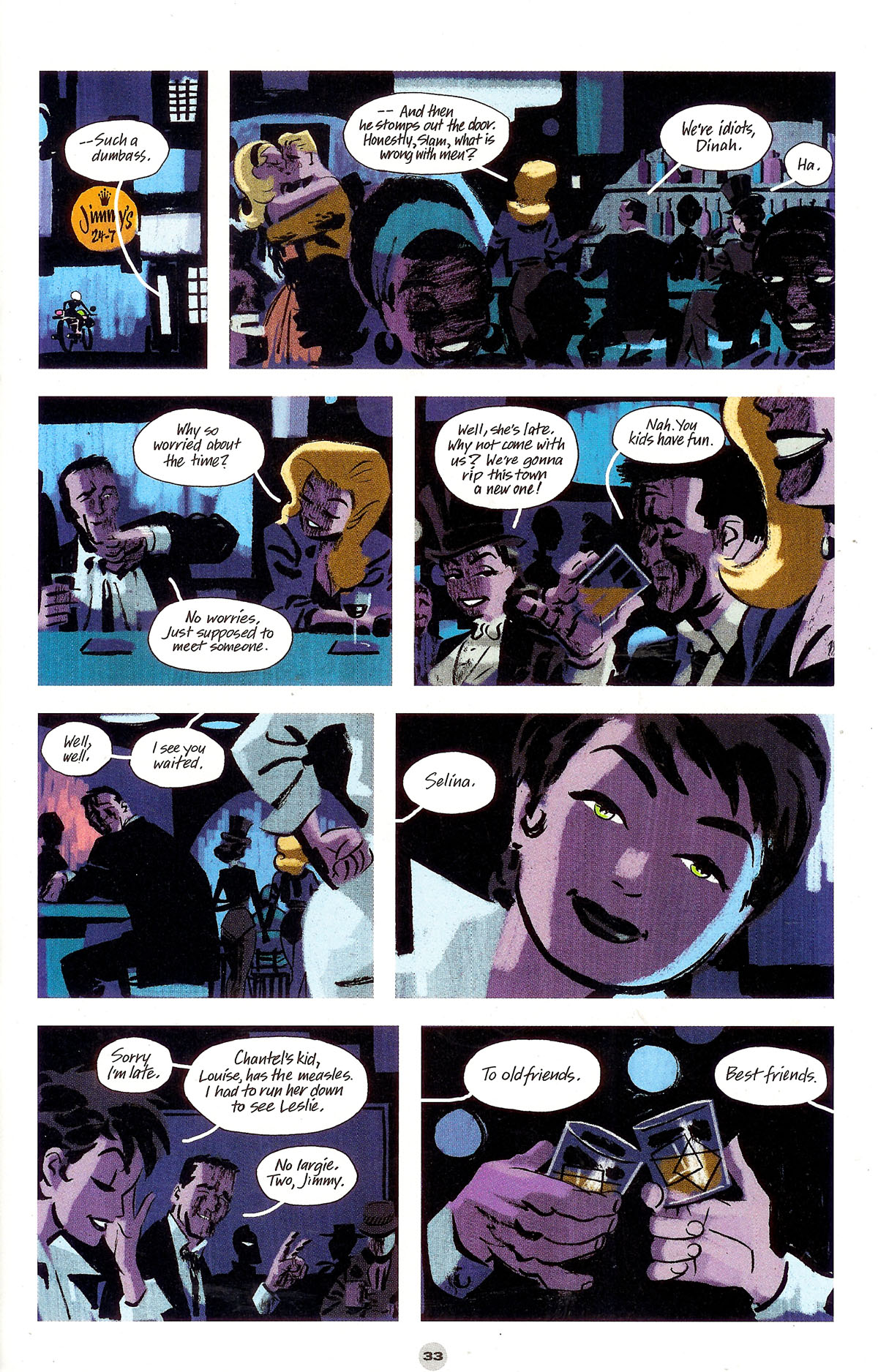 Read online Solo (2004) comic -  Issue #5 - 32