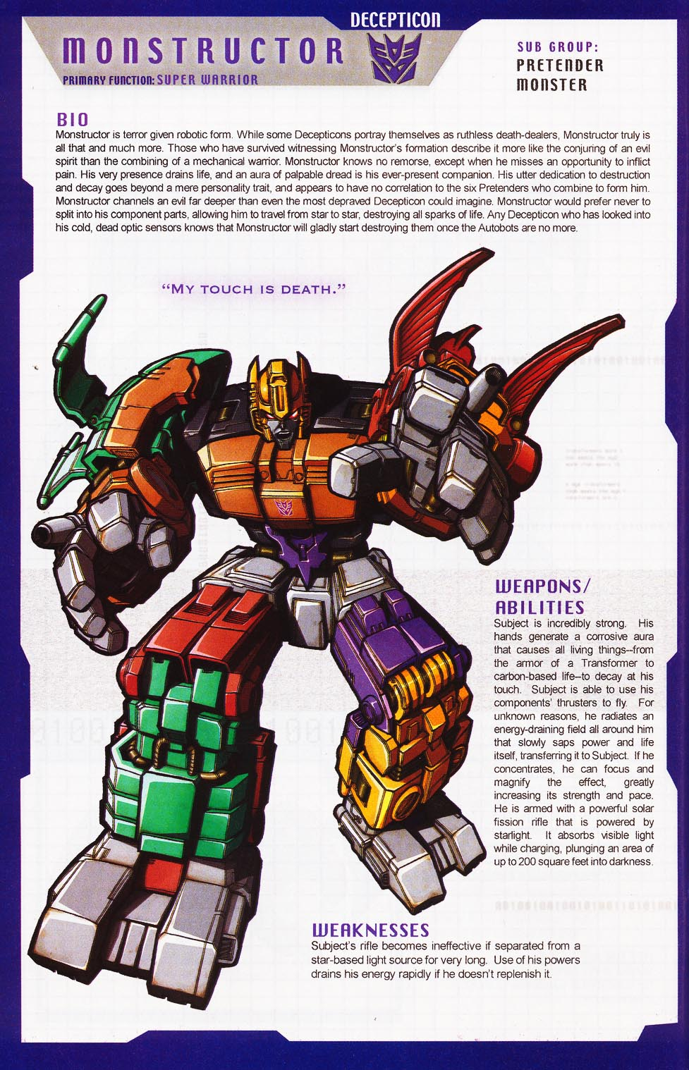 Read online Transformers: More than Meets the Eye comic -  Issue #4 - 67