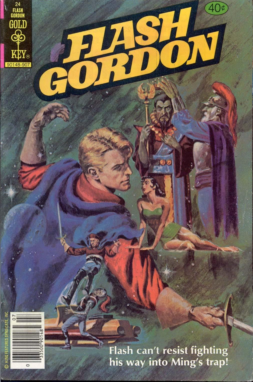 Flash Gordon (1978) 24 Page 1