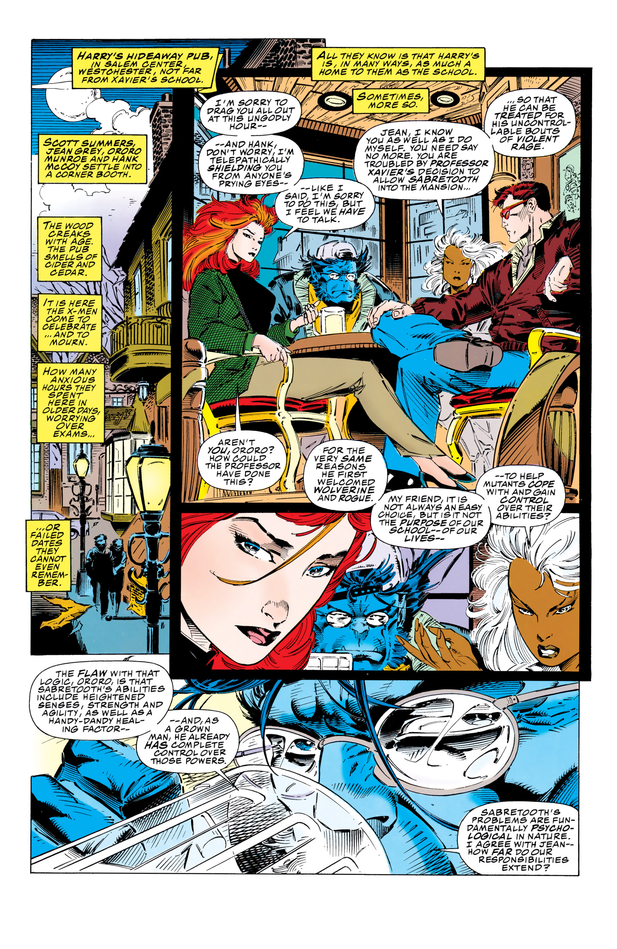 X-Men (1991) 28 Page 4