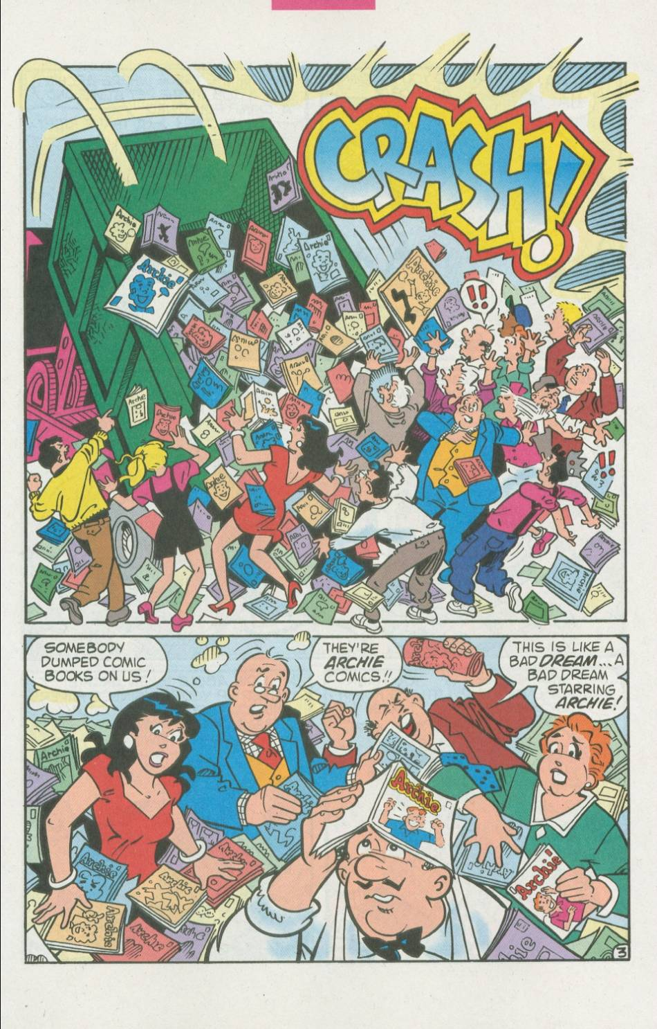 Read online Archie (1960) comic -  Issue #500 - 4