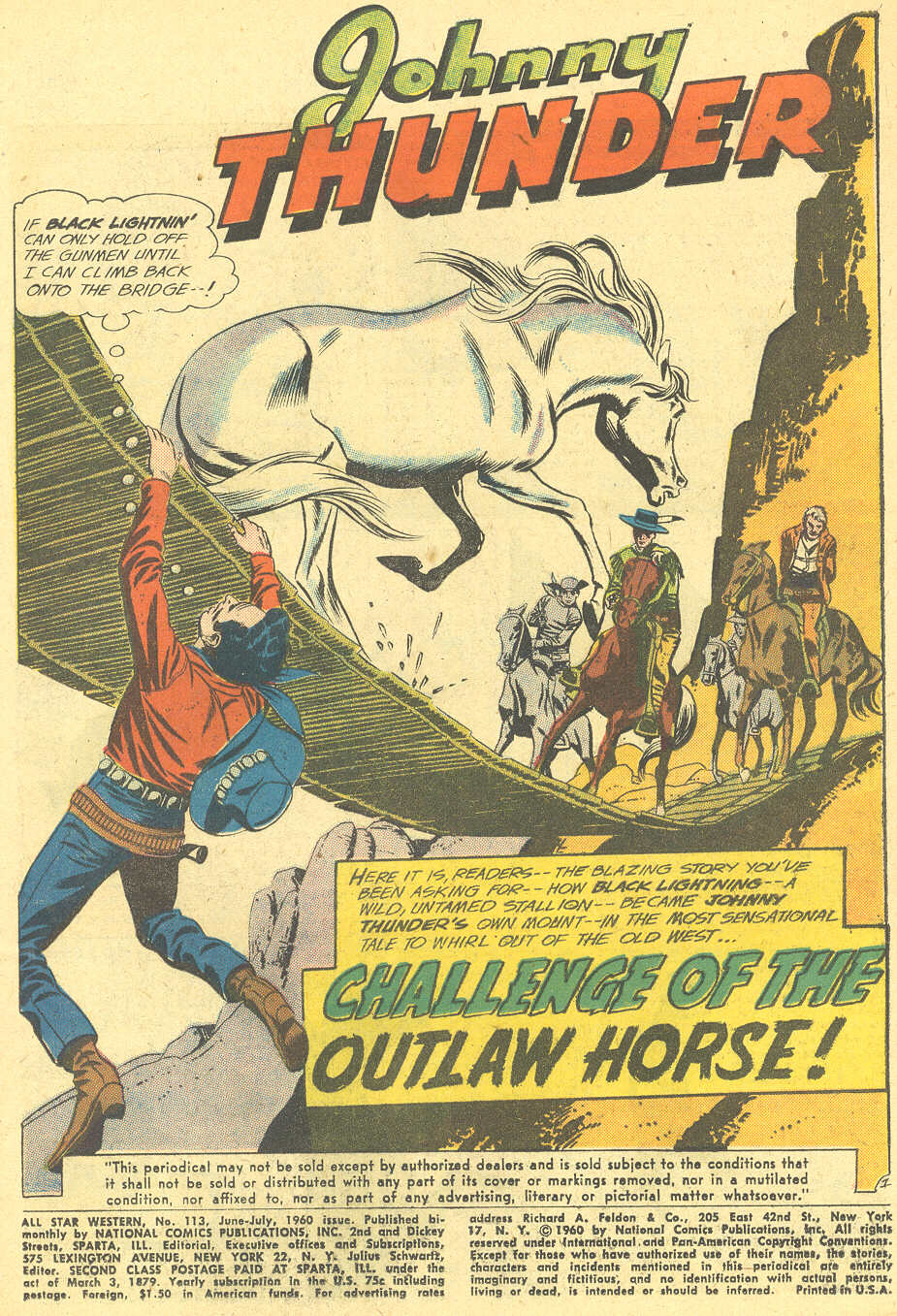 Read online All-Star Western (1951) comic -  Issue #113 - 3