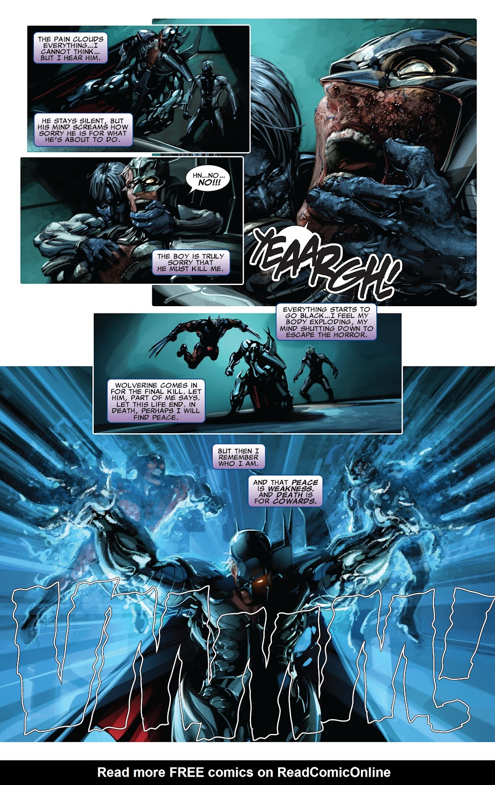 Read online X-Force/Cable: Messiah War comic -  Issue # _TPB (Part 2) - 86
